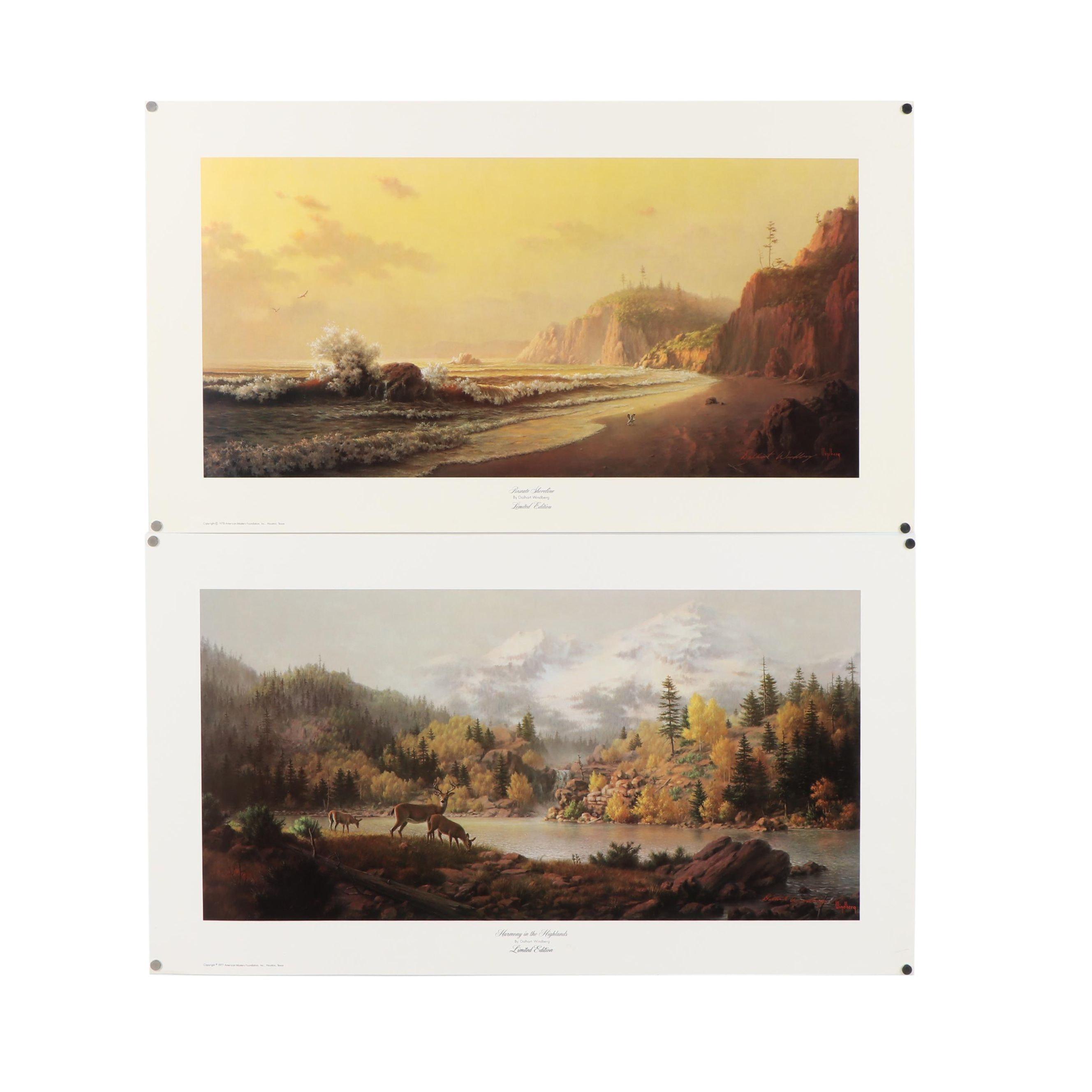 Dalhart Windberg Offset Lithographs