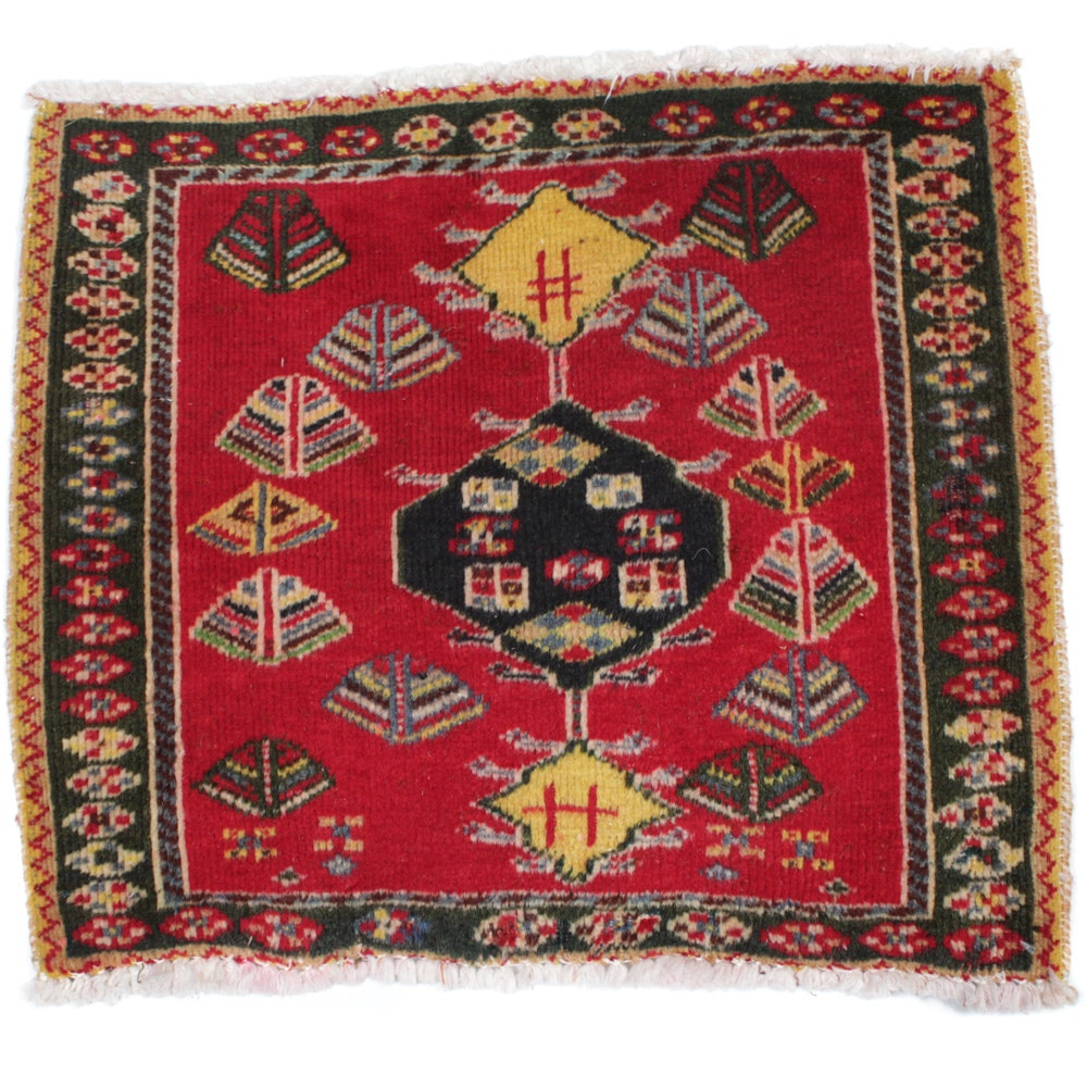 Hand-Knotted Northwest Persian Rug