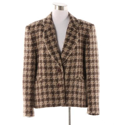 e8fa6e23f8e72f Women s Bleyle Wool and Mohair Blend Jacket