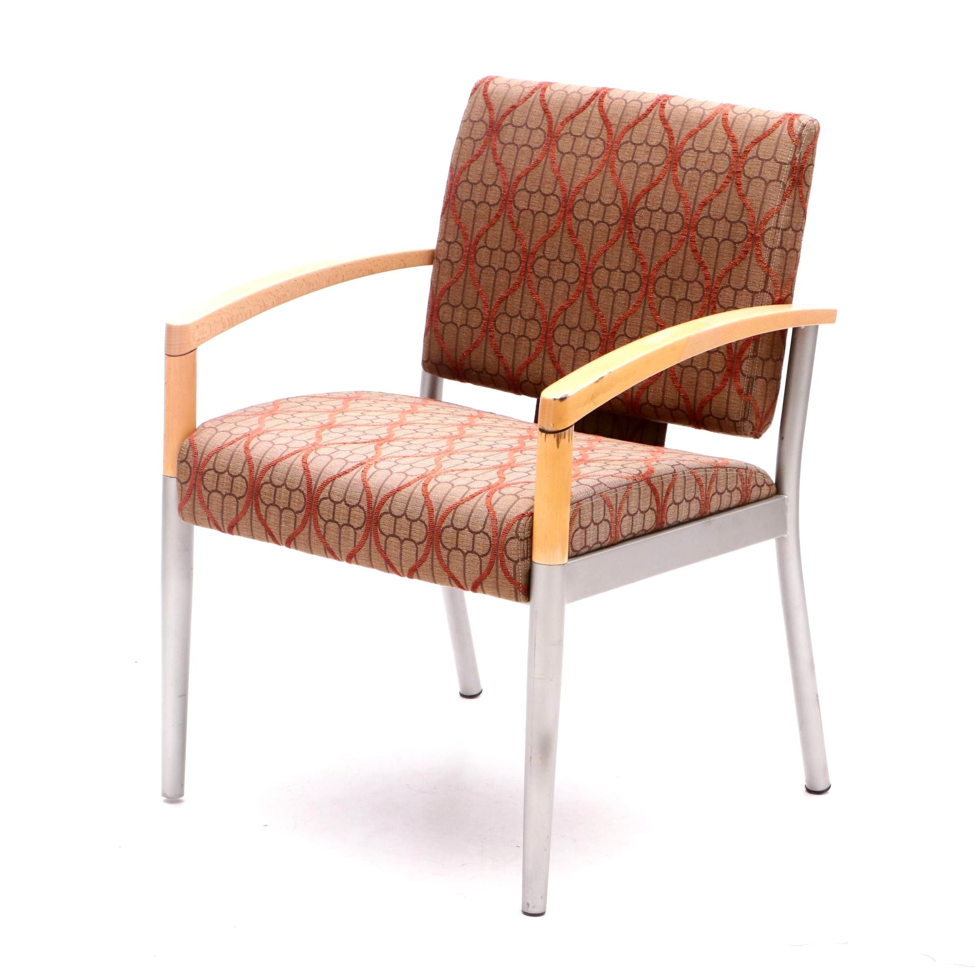 Contemporary Armchair by Grand Rapids Chair Co.