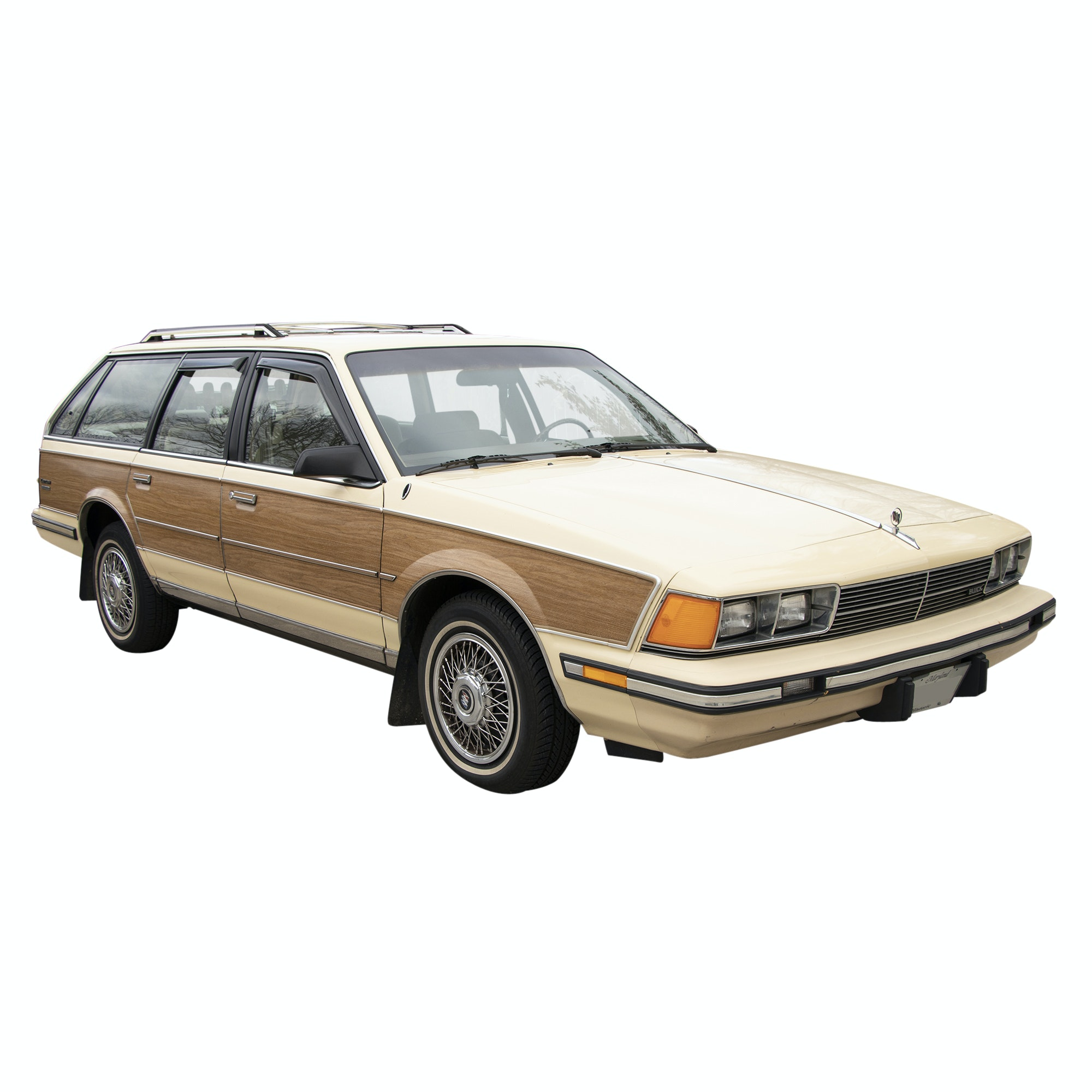 "1987 Buick Century ""Woody"" Estate Wagon"
