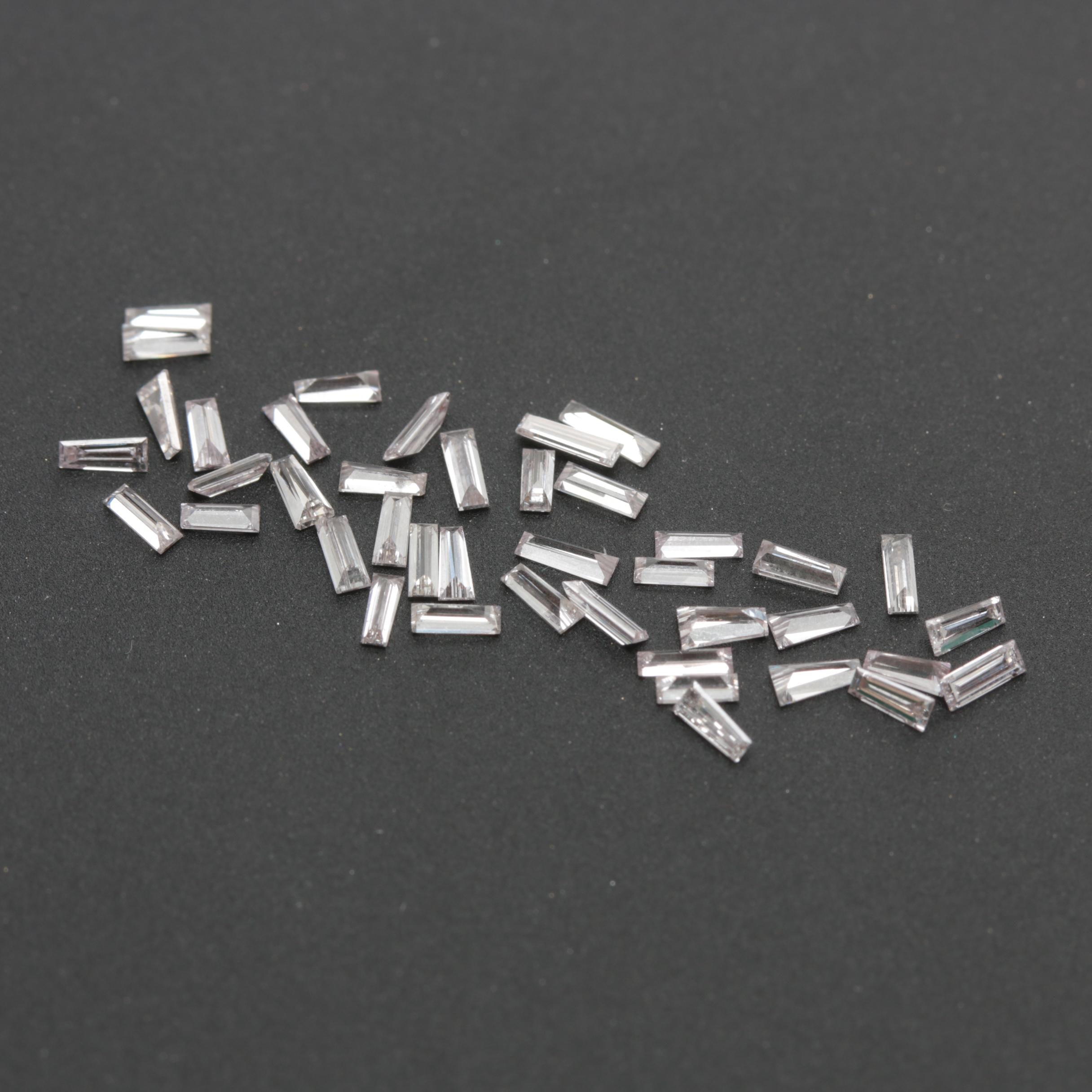 Loose 1.31 CTW Diamond Assortment