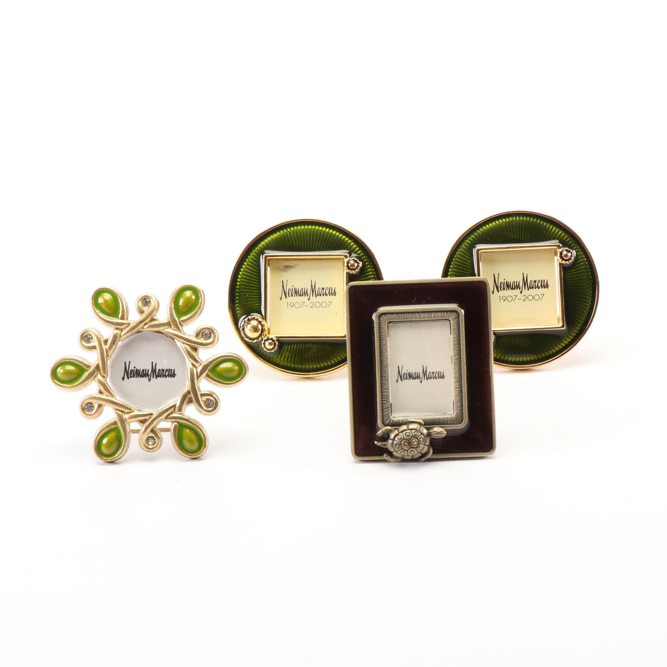 Jay Strongwater for Neiman Marcus Miniature Picture Frames