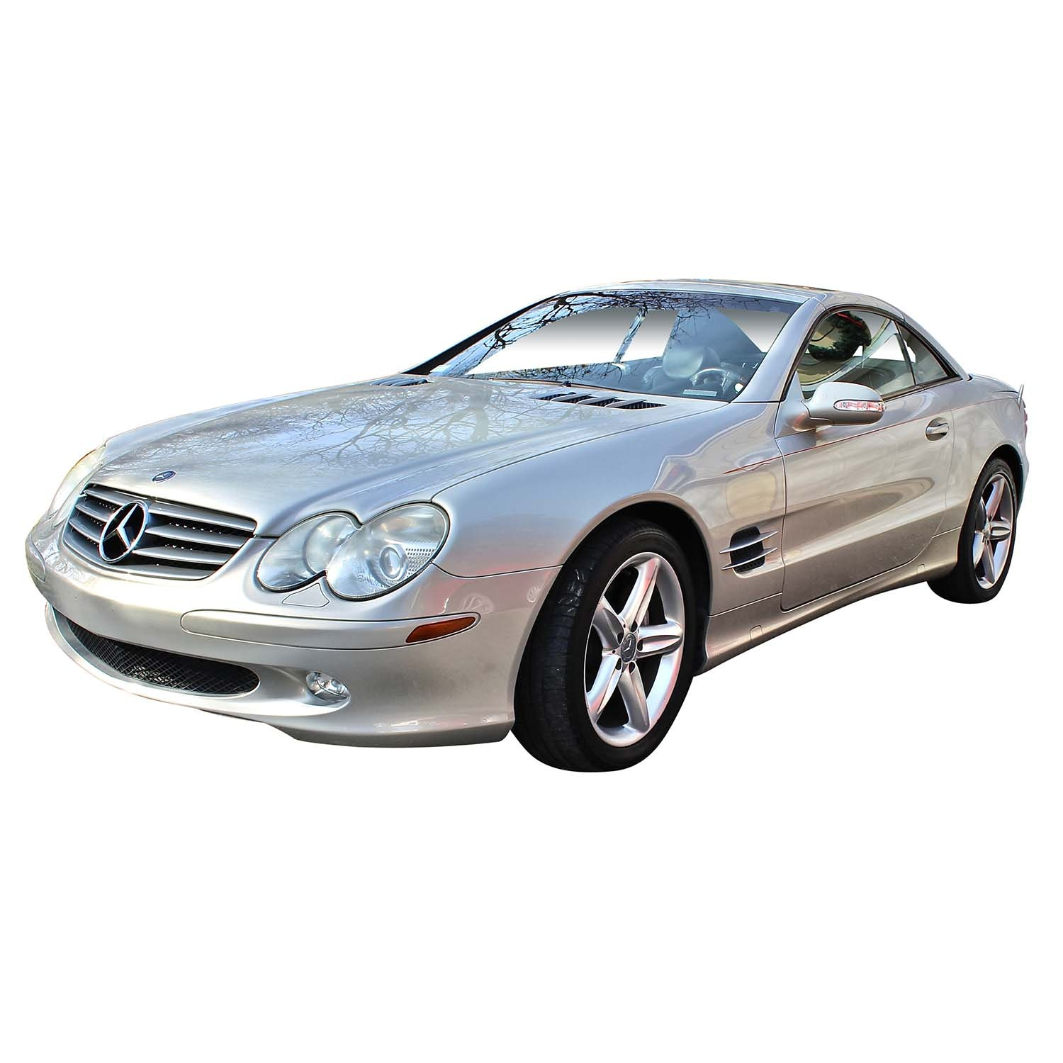 "2003 Mercedes-Benz SL500 ""Designo Launch Edition"""