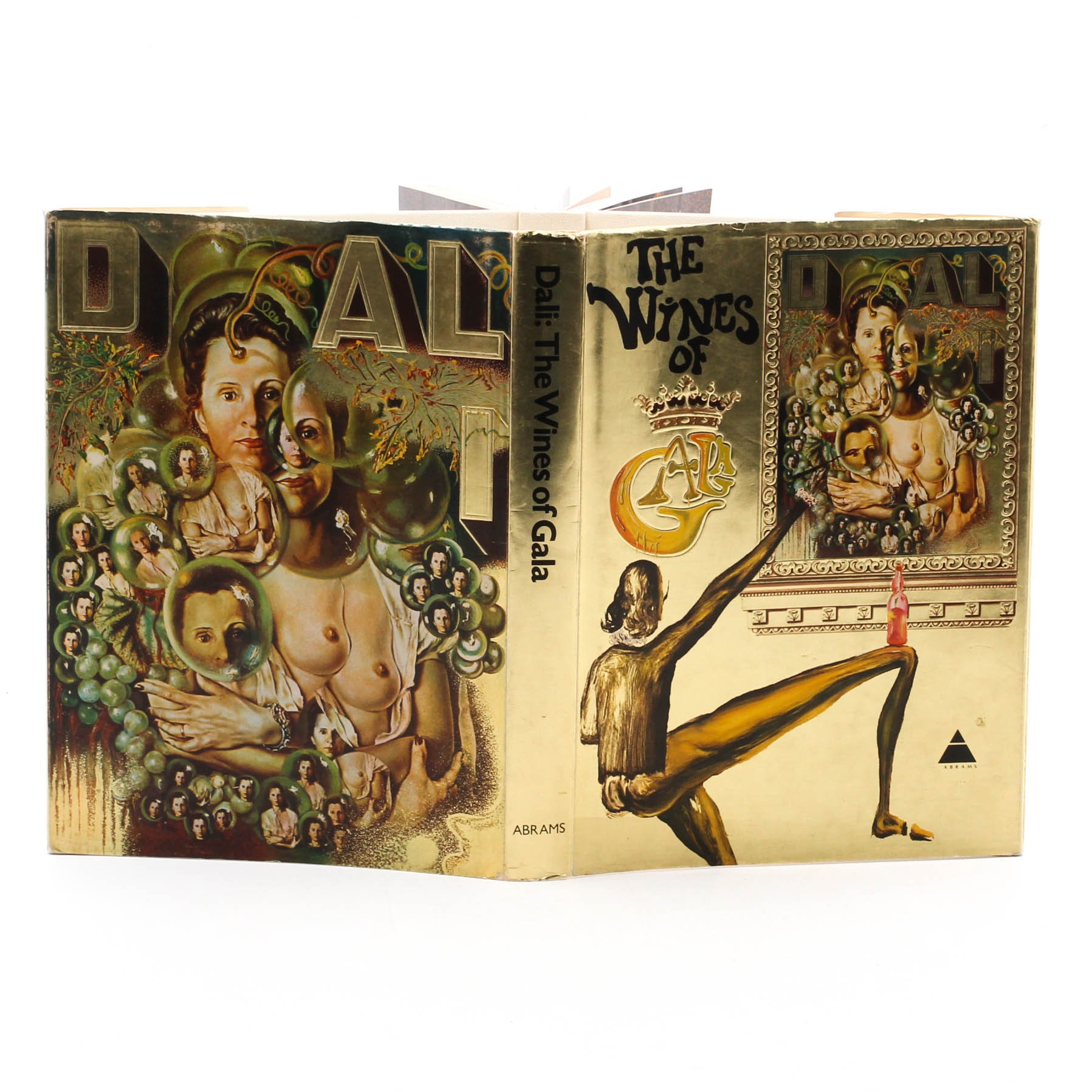 "1978 First U.S. Edition ""Dali: The Wines of Gala"""