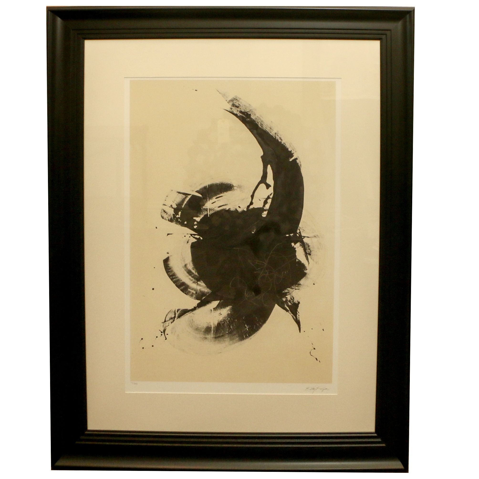 """Kelly Rogers Offset Lithograph """"Novo"""""""