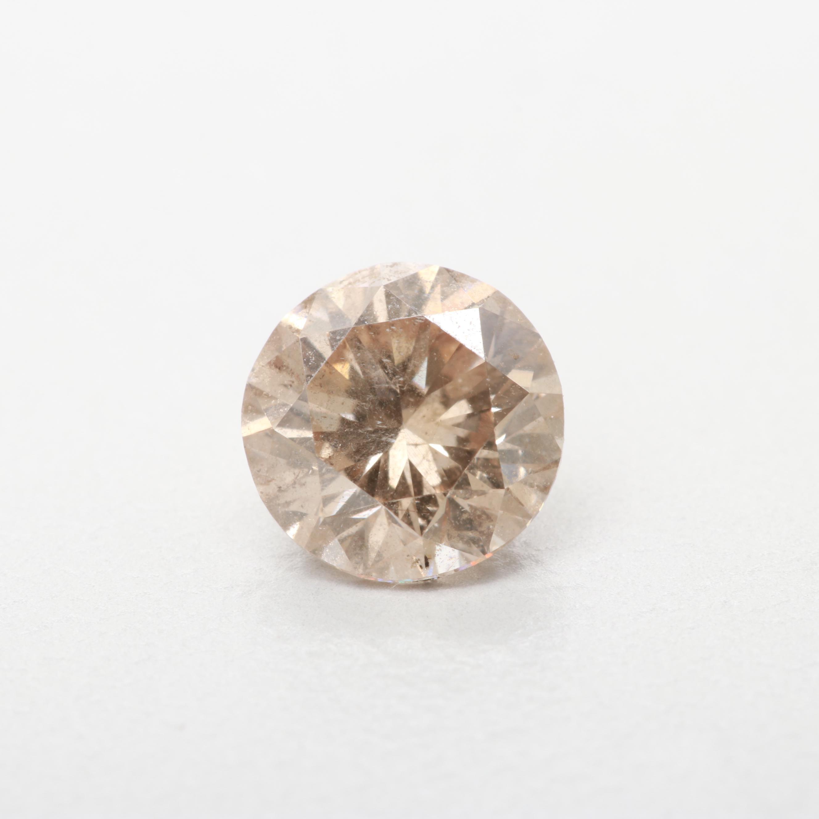Loose 0.80 CT Diamond