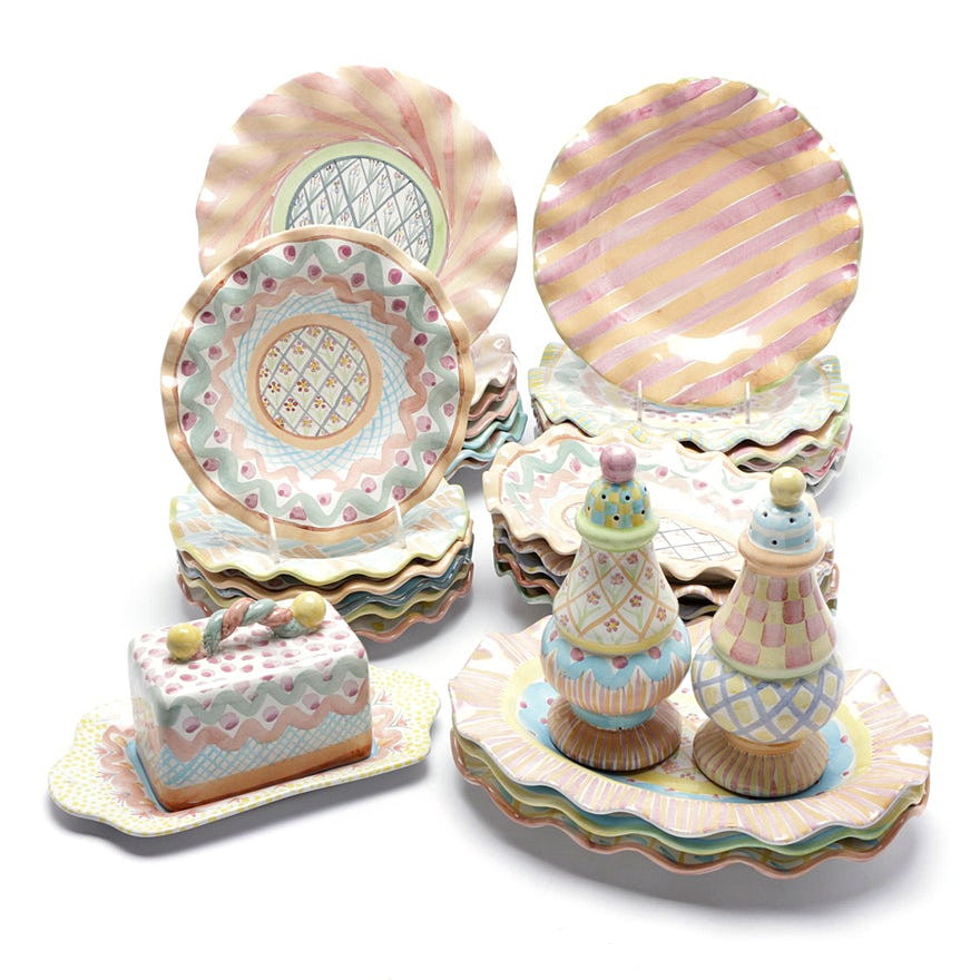 MacKenzie-Childs Dinnerware Collection