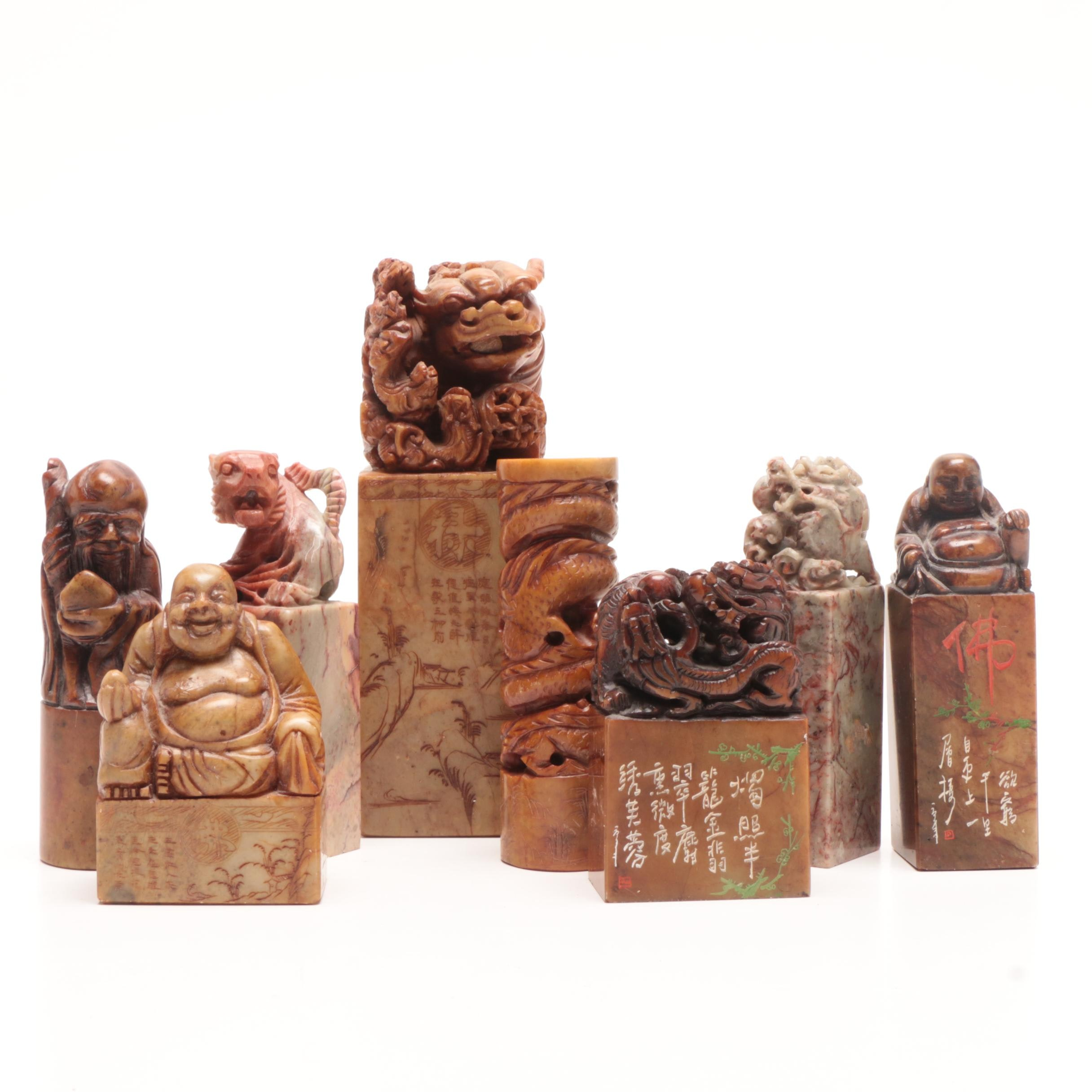 Carved Chinese Seals