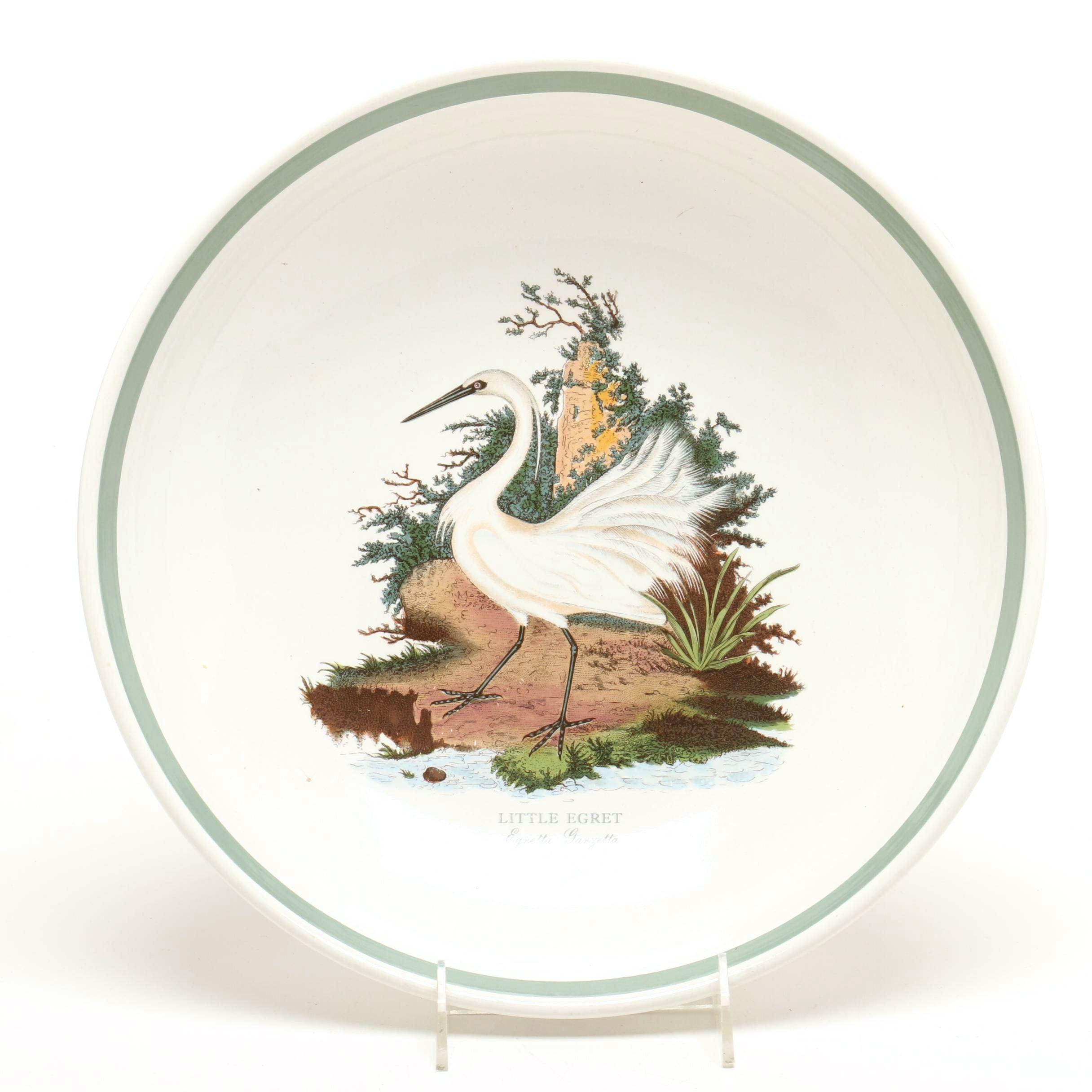 "Portmeirion ""Birds of Britain"" Serving Bowl"