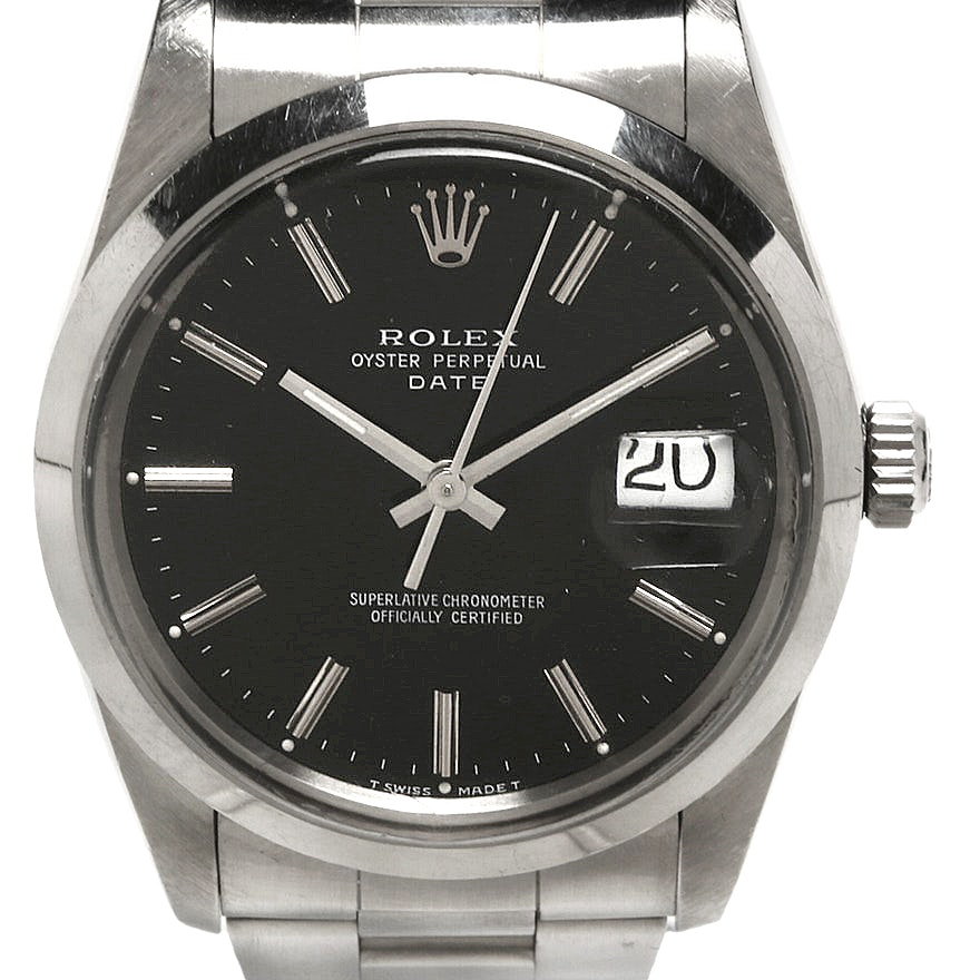Rolex Oyster Perpetual Date Automatic Wristwatch, 1989