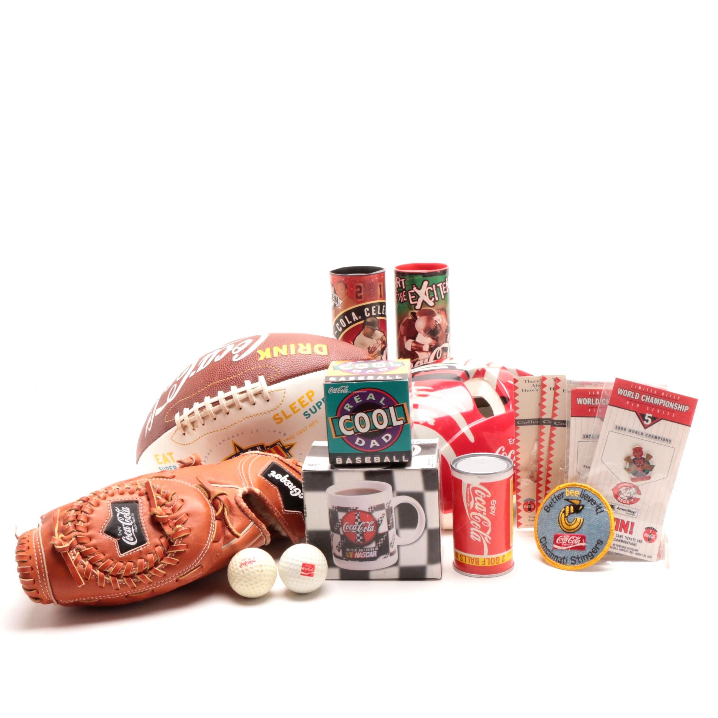 Coca-Cola Collector's Items