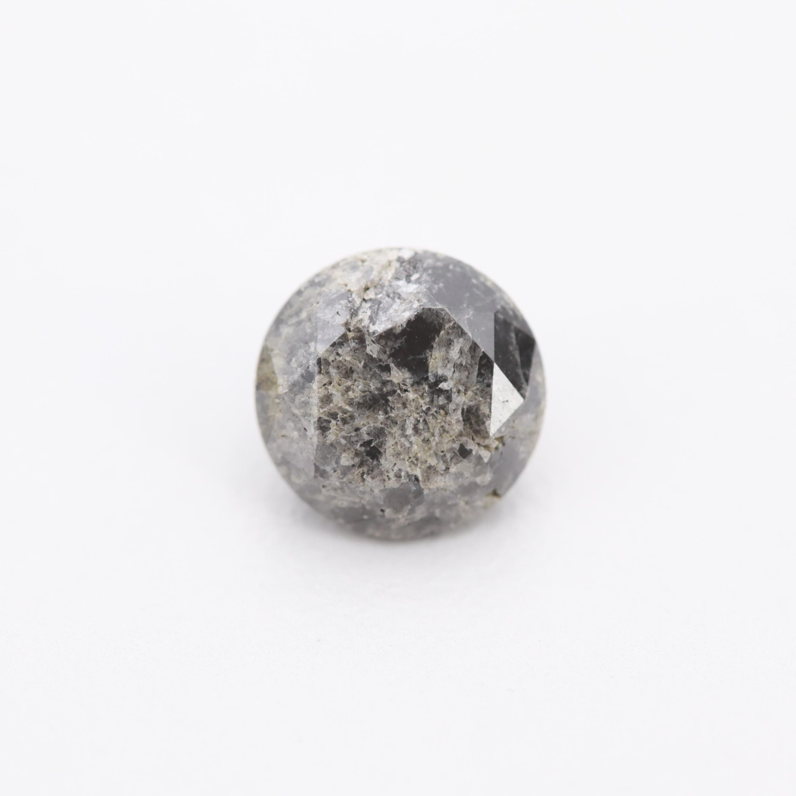 Loose 2.50 CT Black Diamond