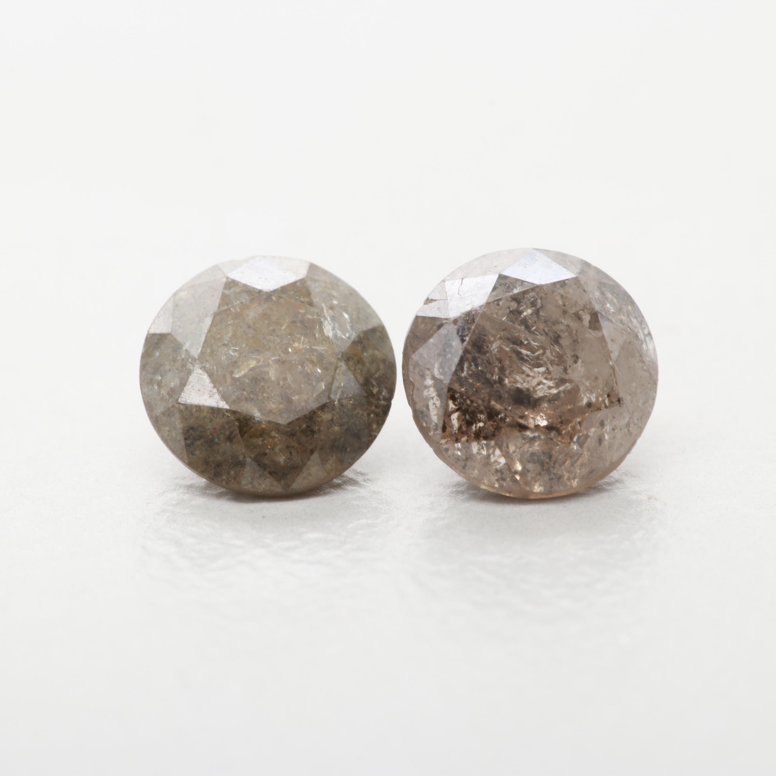 Loose 1.05 CTW Diamonds