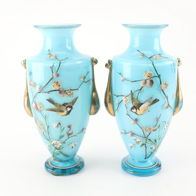 Recycled Glass Floor Vases By Vidrios San Miguel Ebth