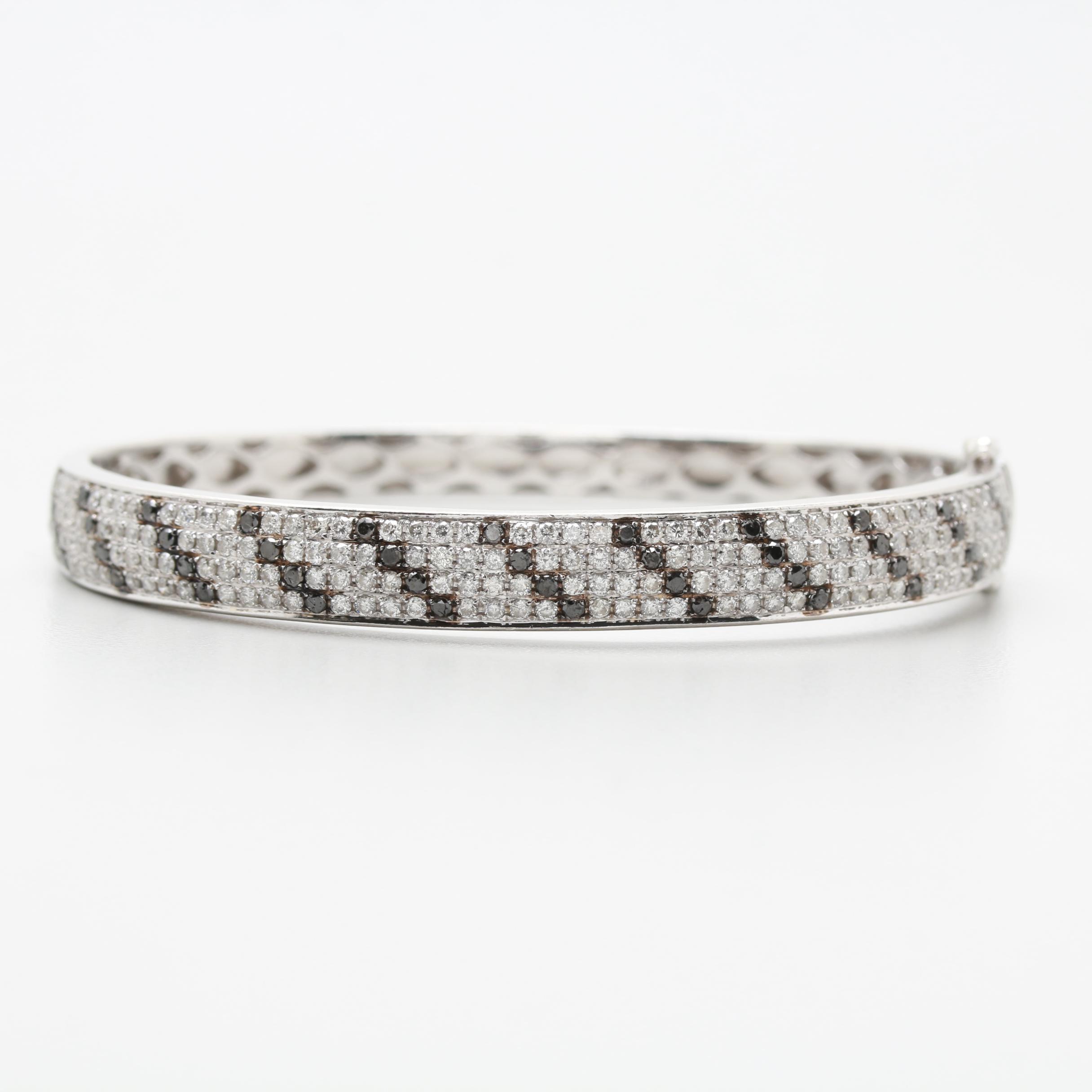 Joe Rodeo 14K White Gold 2.27 CTW Diamond Bracelet