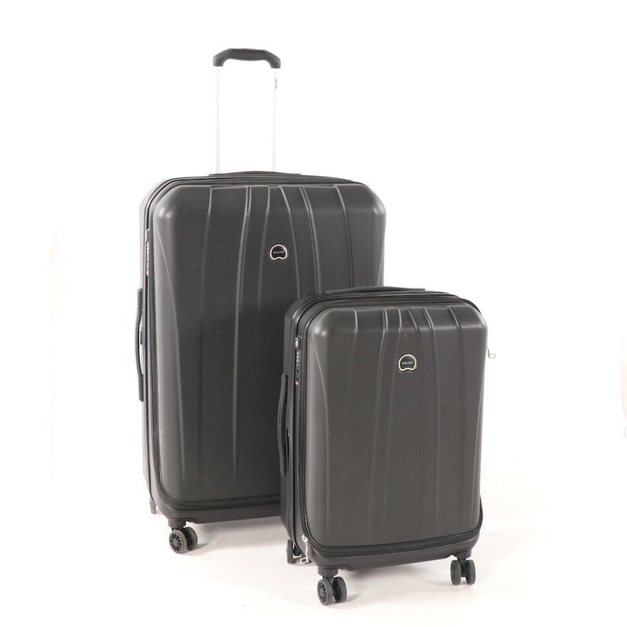 48c367e29365 Delsey Harside Spinner Two-Piece Luggage Set   EBTH