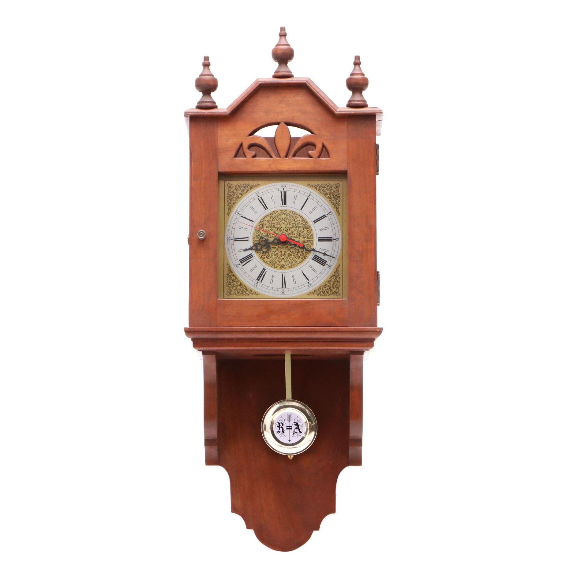 German Movement Wall Clock