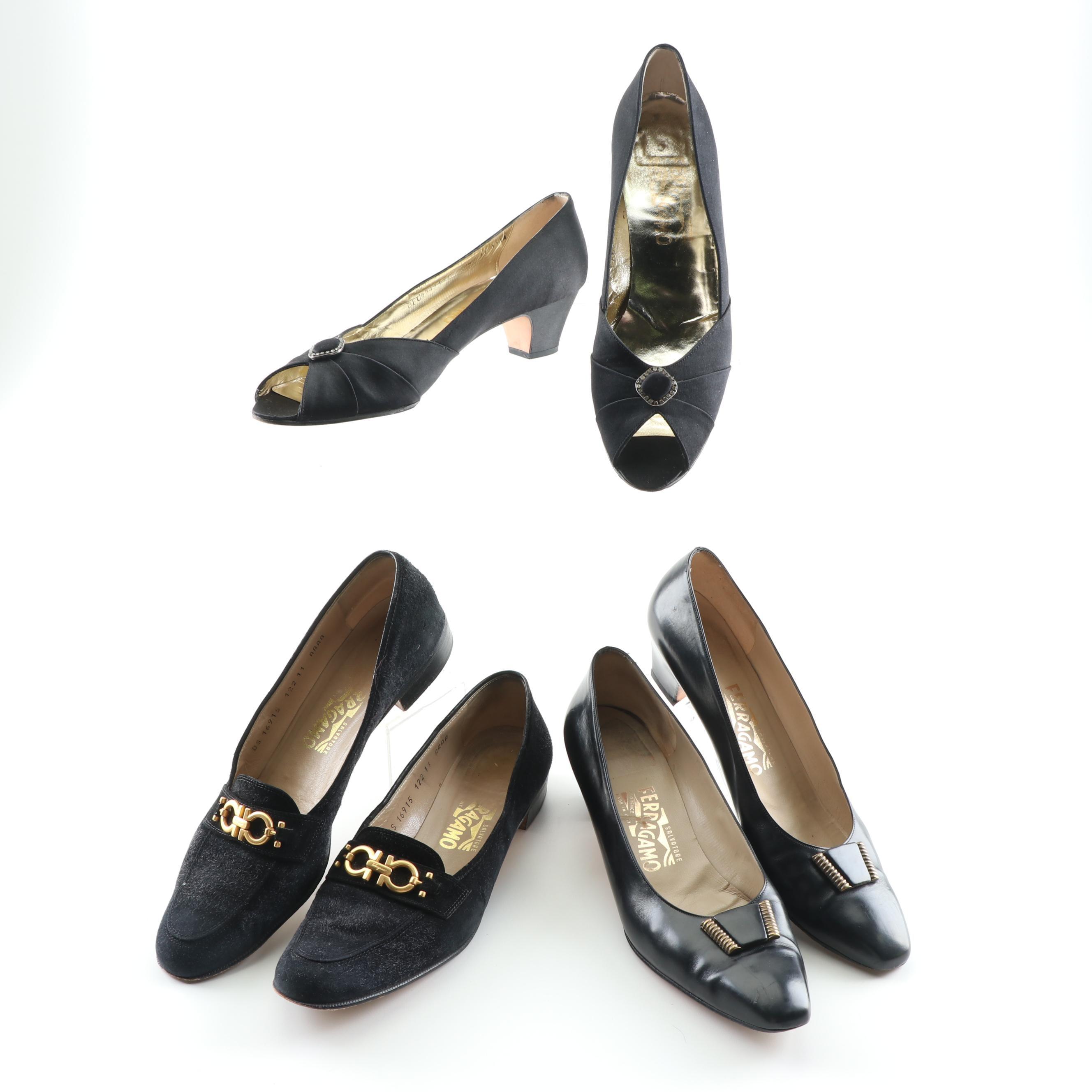 Women's Salvatore Ferragamo Loafers and Pumps