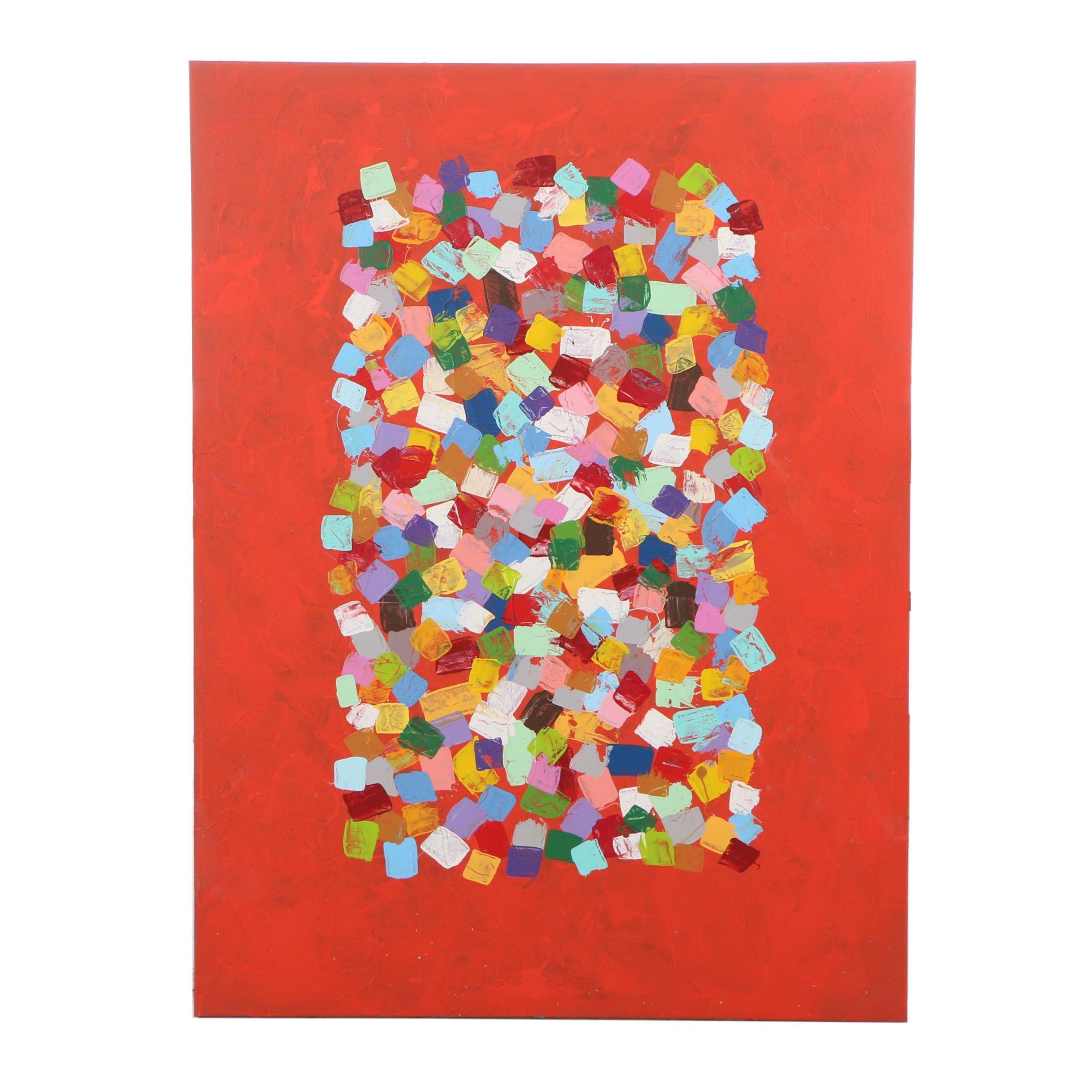 Michael Karr Acrylic Painting