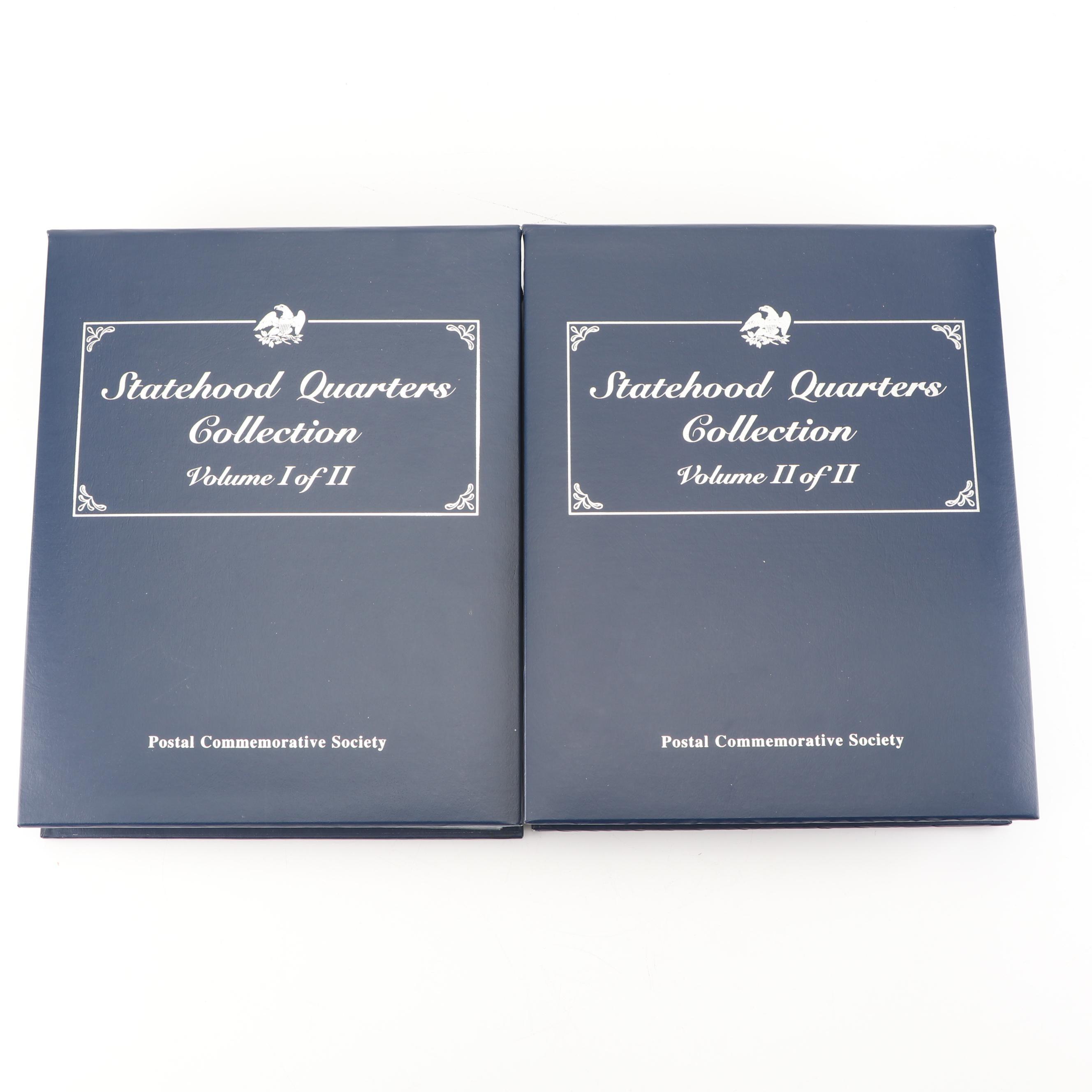 PCS Statehood Quarter Collection Albums