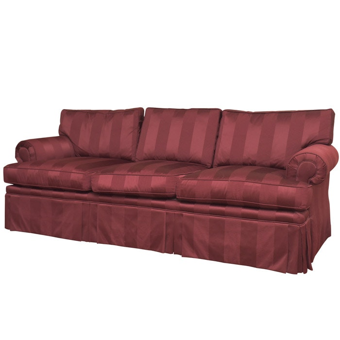 Upholstered Sofa by Century Furniture, Late 20th Century