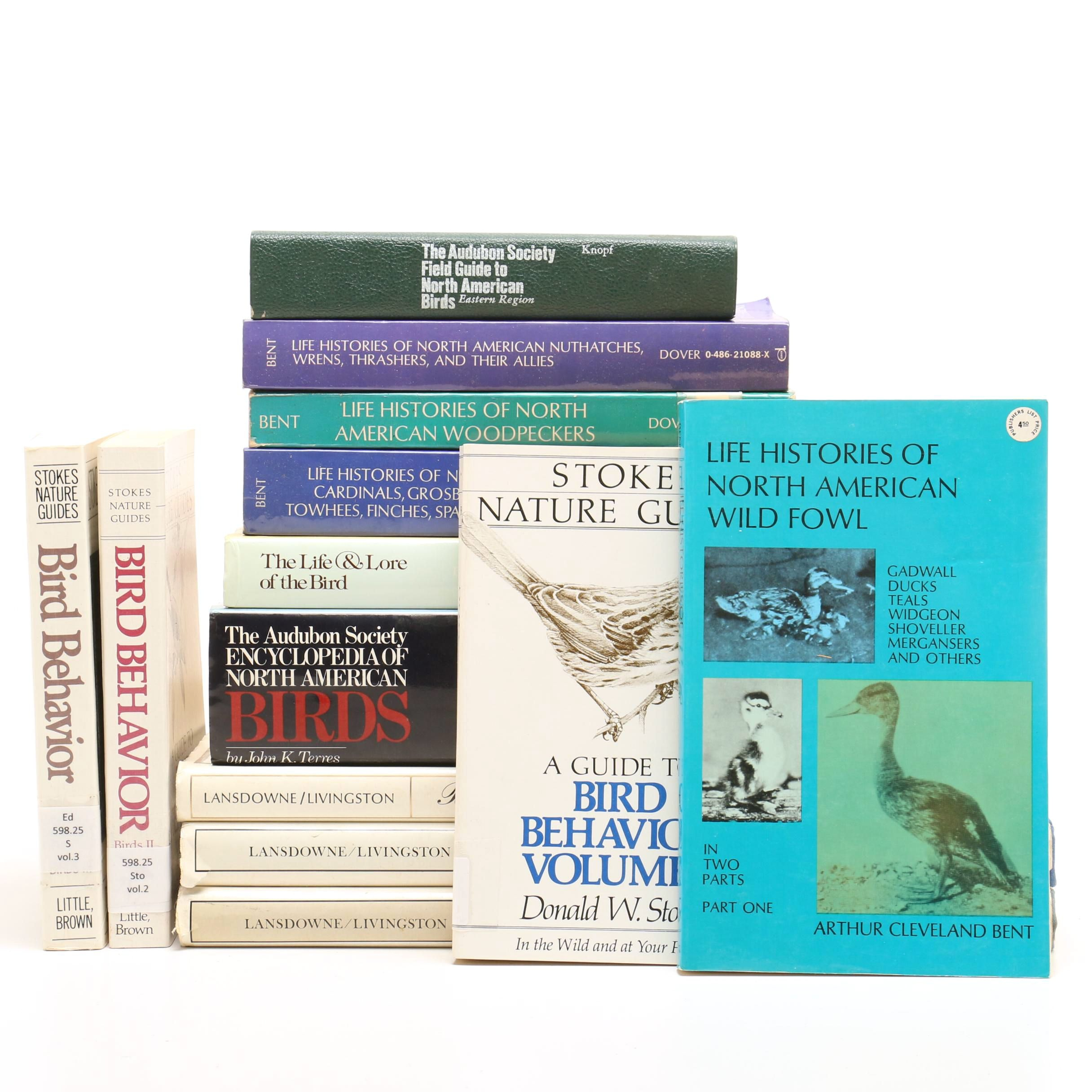 Bird Species and Behavior Books