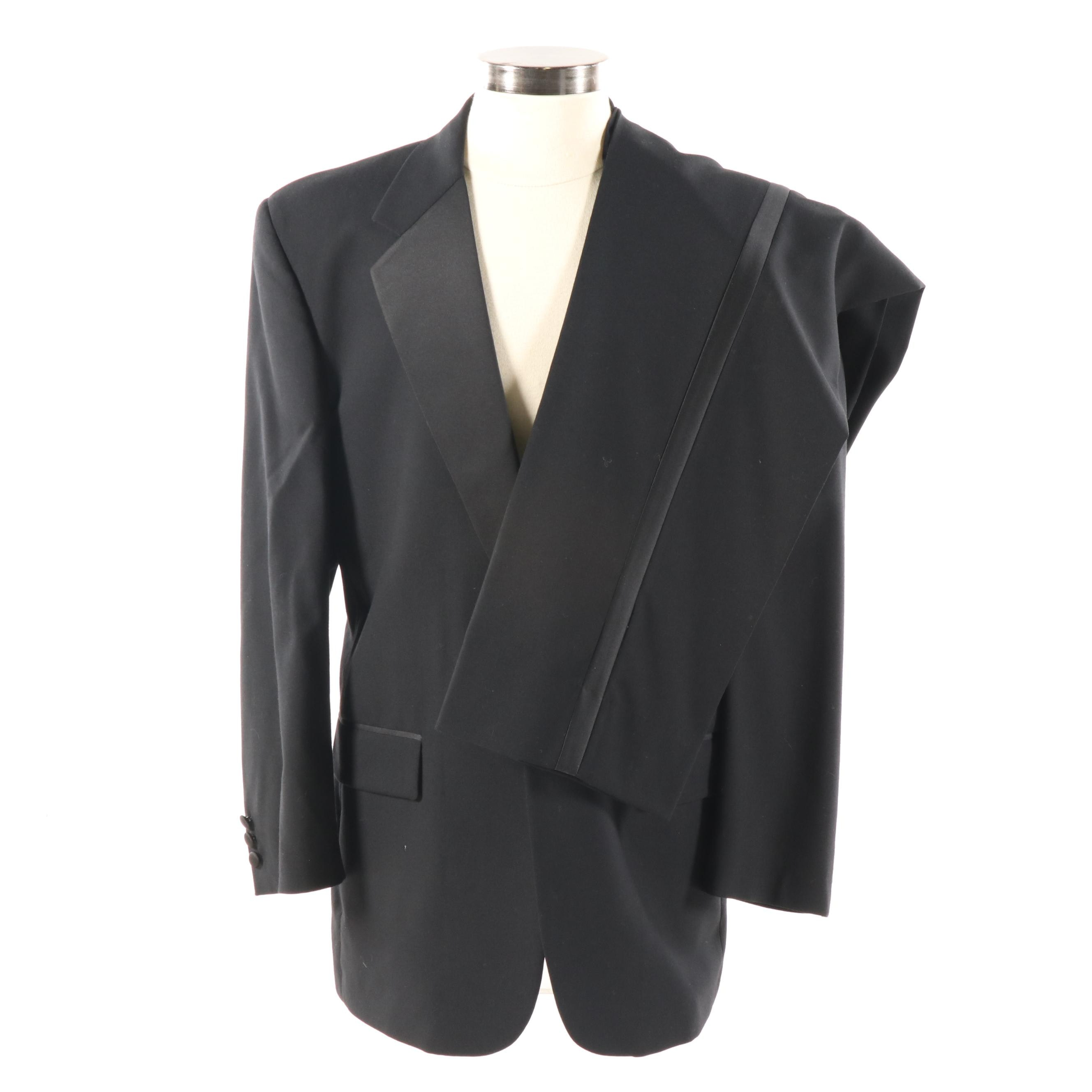 Men's Brooks Brothers Brooksease Tuxedo