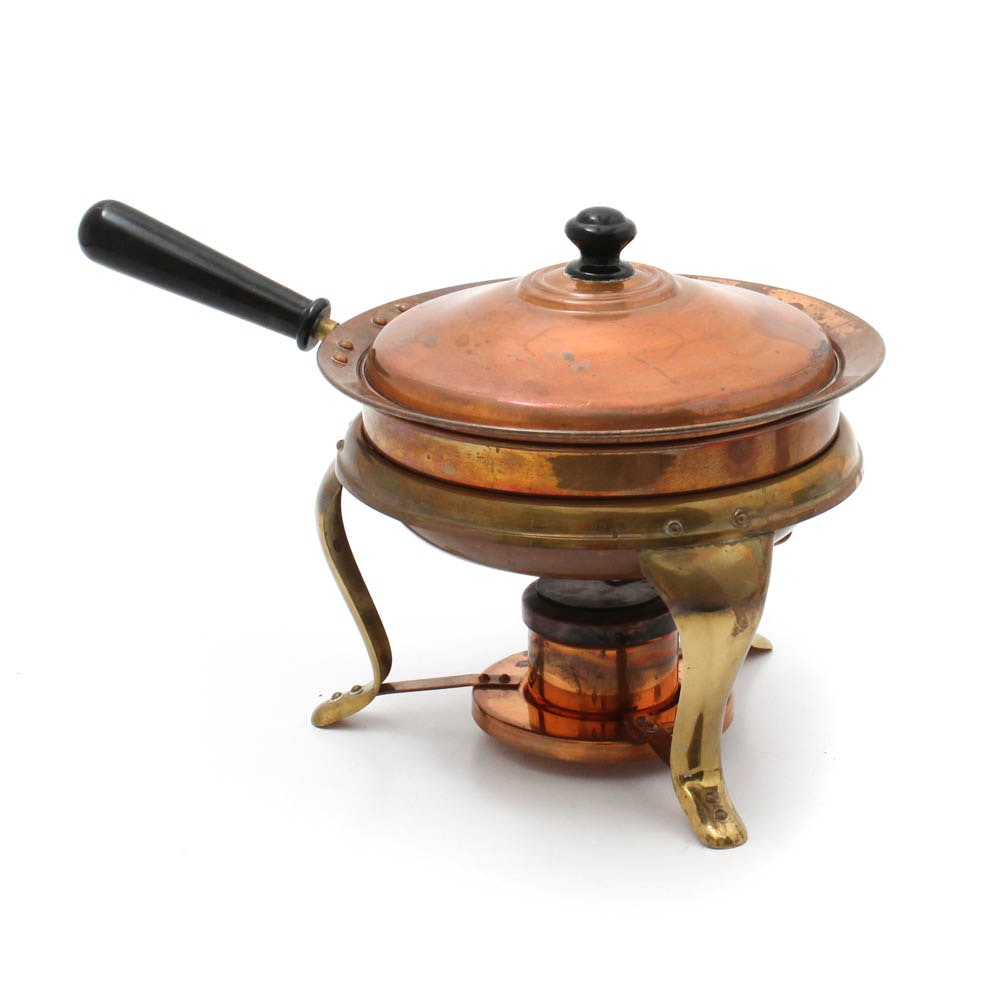 Copper Chafing Dish