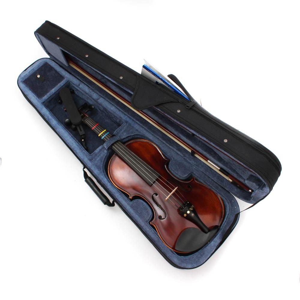 Mendini by Cecilio MV500 Violin Outfit
