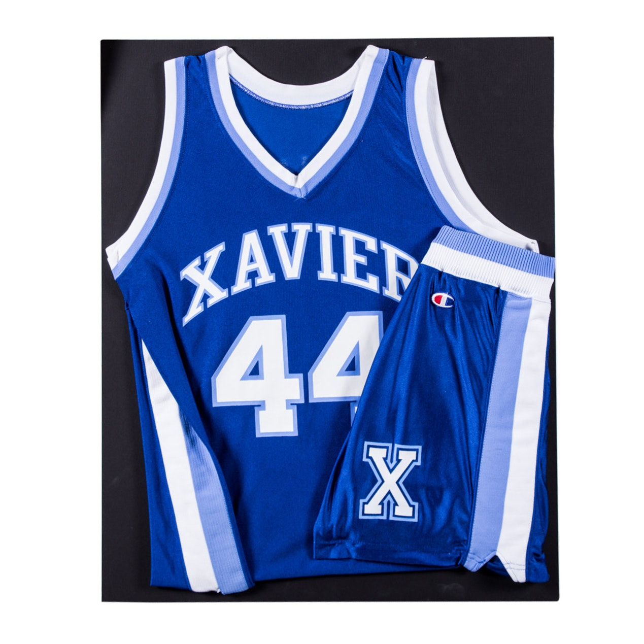 Xavier University Men's Basketball Uniform #44