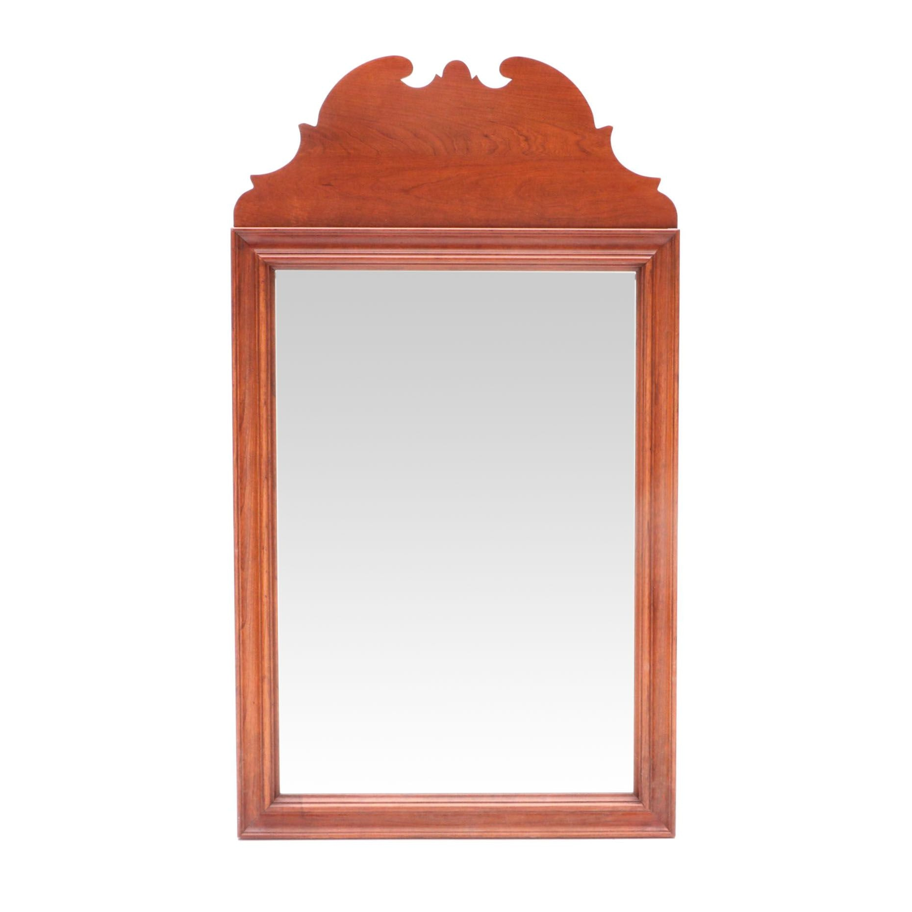 Federal Style Wall Mirror by Lexington in Cherry