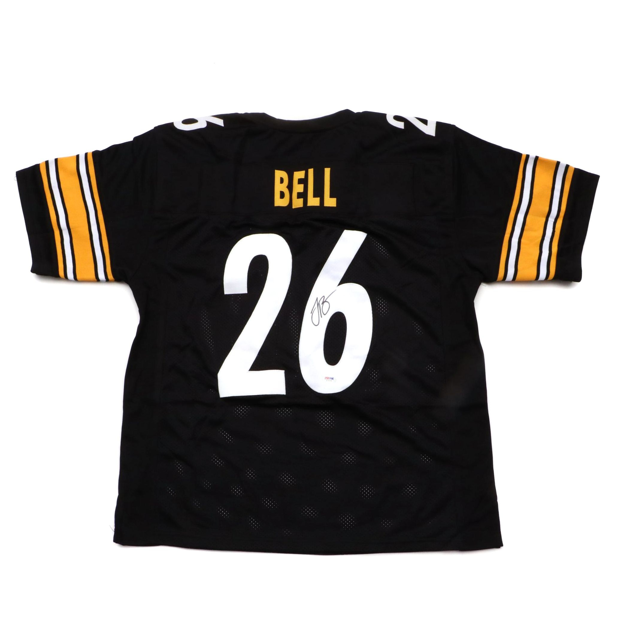 Le'Veon Bell Signed Steelers Jersey  COA