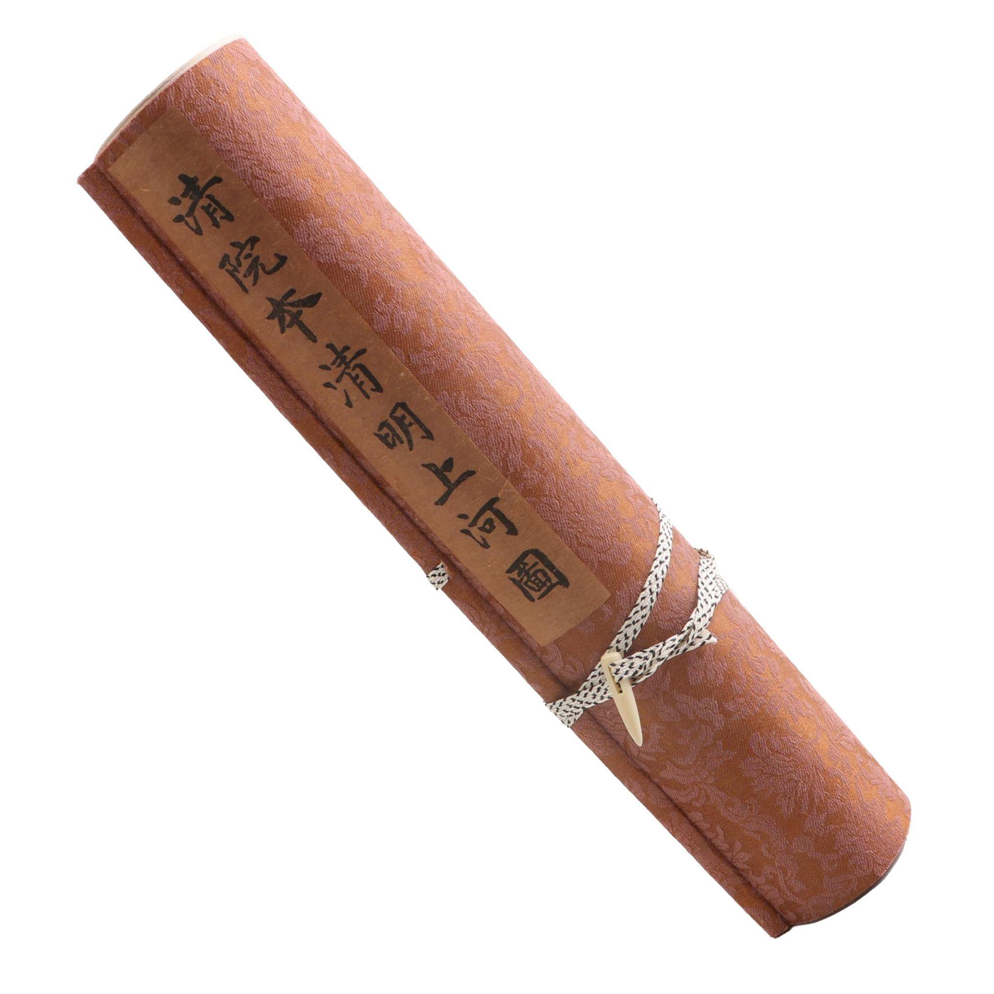 Offset Lithograph Handscroll after Zhang Zeduan