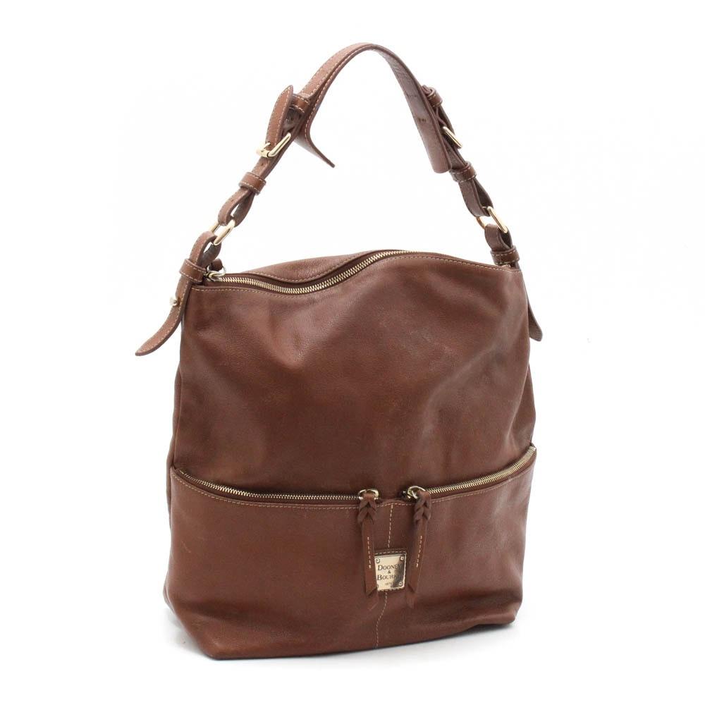 Dooney & Bourke Dillen Leather Pocket Sac