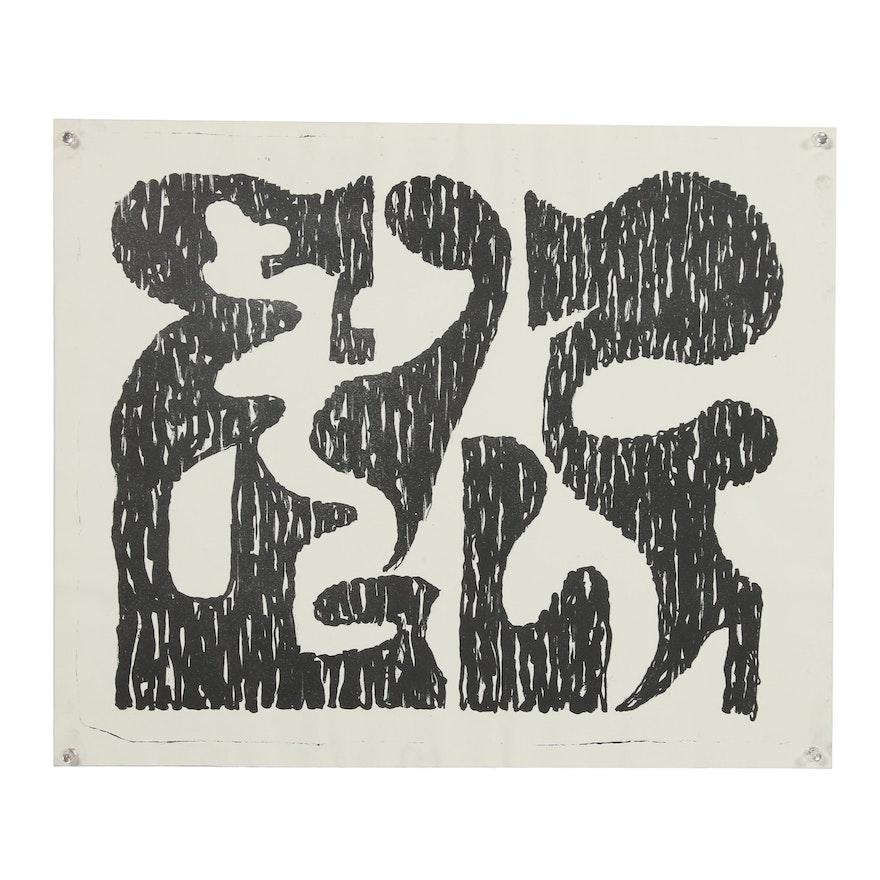 70c36cae4b3 Arthur Helwig Lithograph
