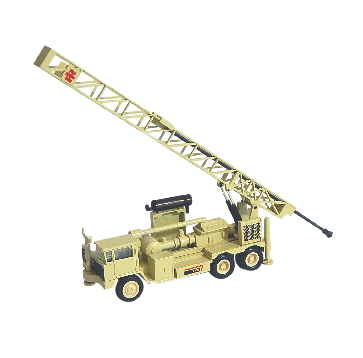Die Cast NZG No. 229 1:50 Scale Ingersoll Rand T4W Drillmaster Rigger - Germany