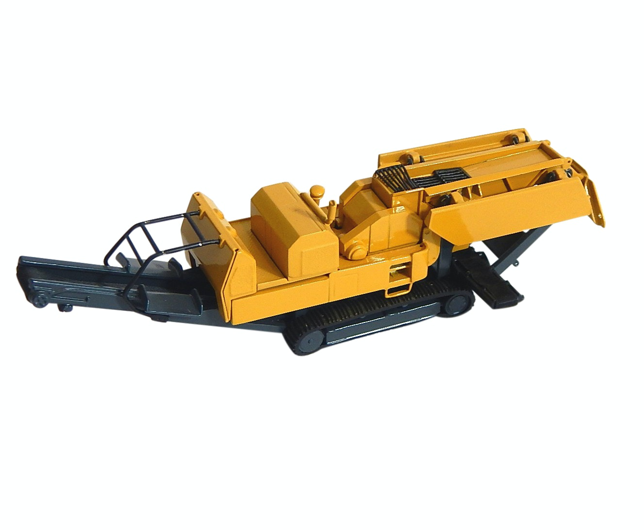 Die Cast 1:50 Scale Road Repair Construction Vehicle - Unmarked