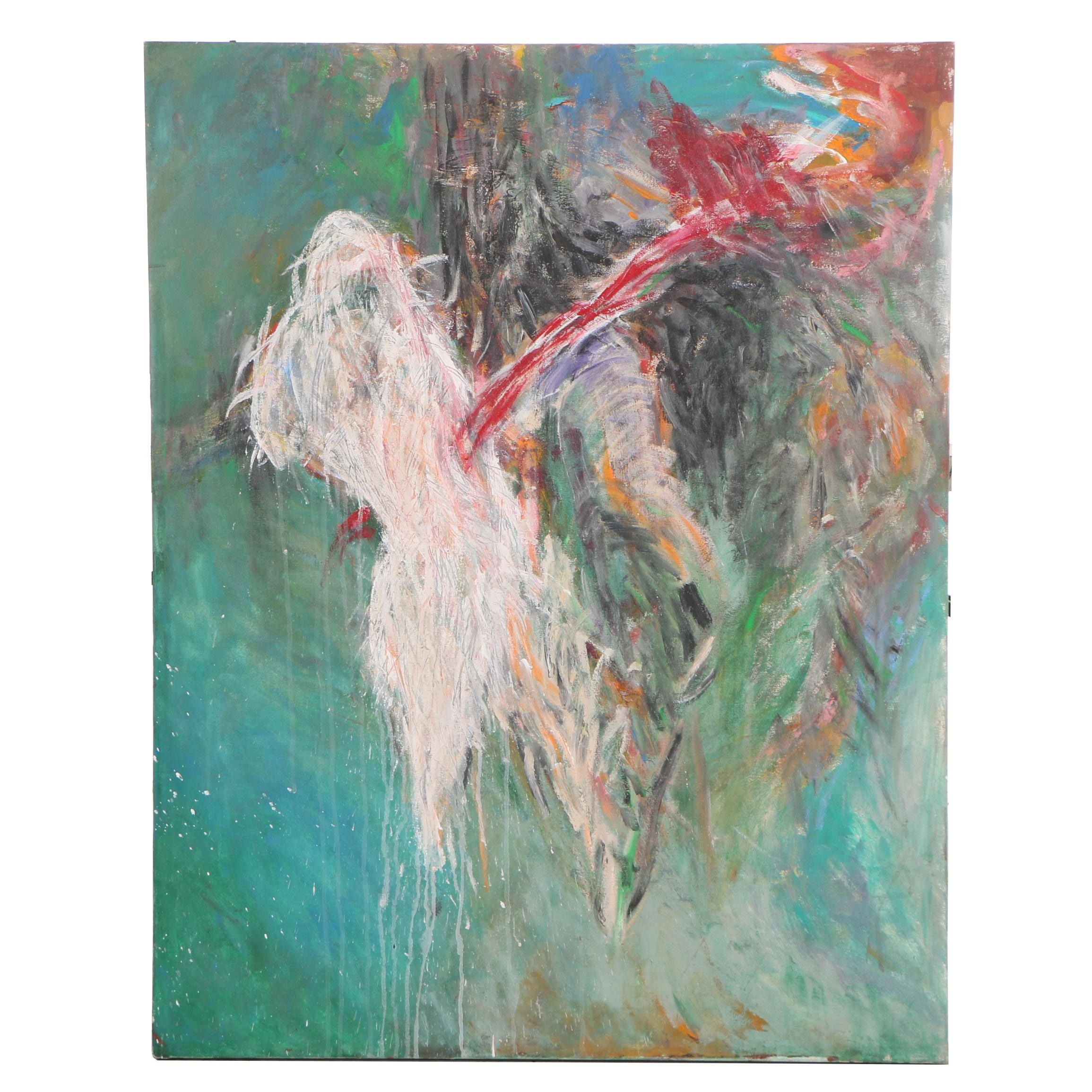 Esther Liu Oil Painting