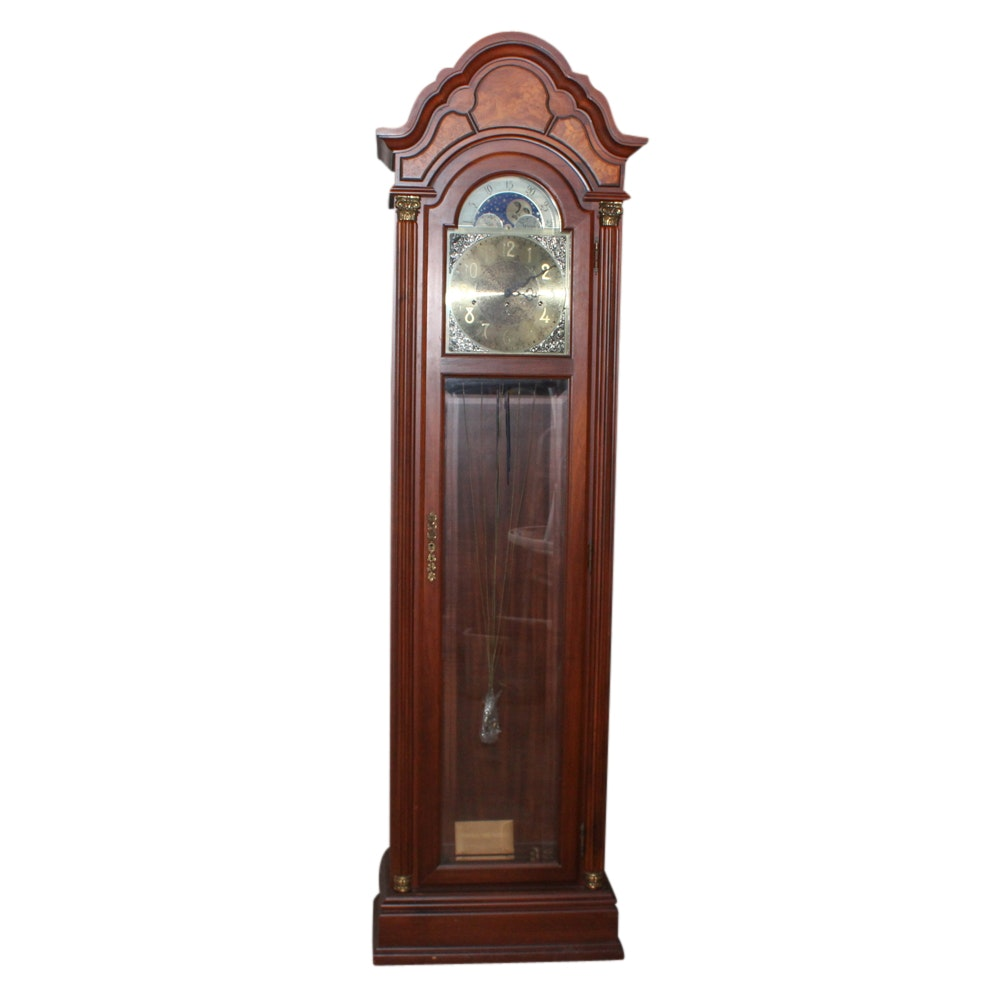 Pearl Clock Company Grandfather Clock