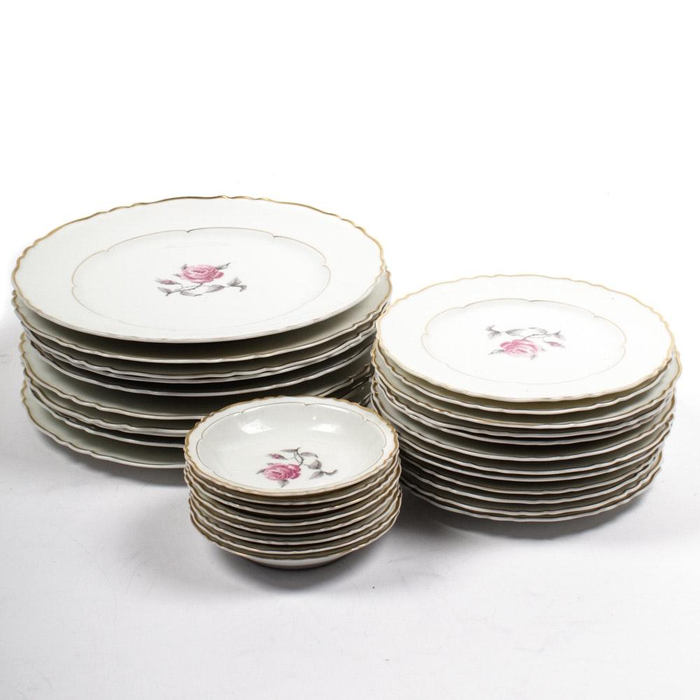 """Haviland Limoges """"Bagatelle"""" Dinnerware"""