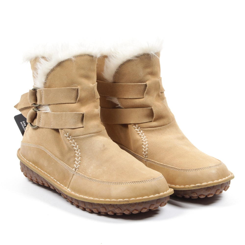 Women's Sorel Tootega Honey Waterproof Winter Boots