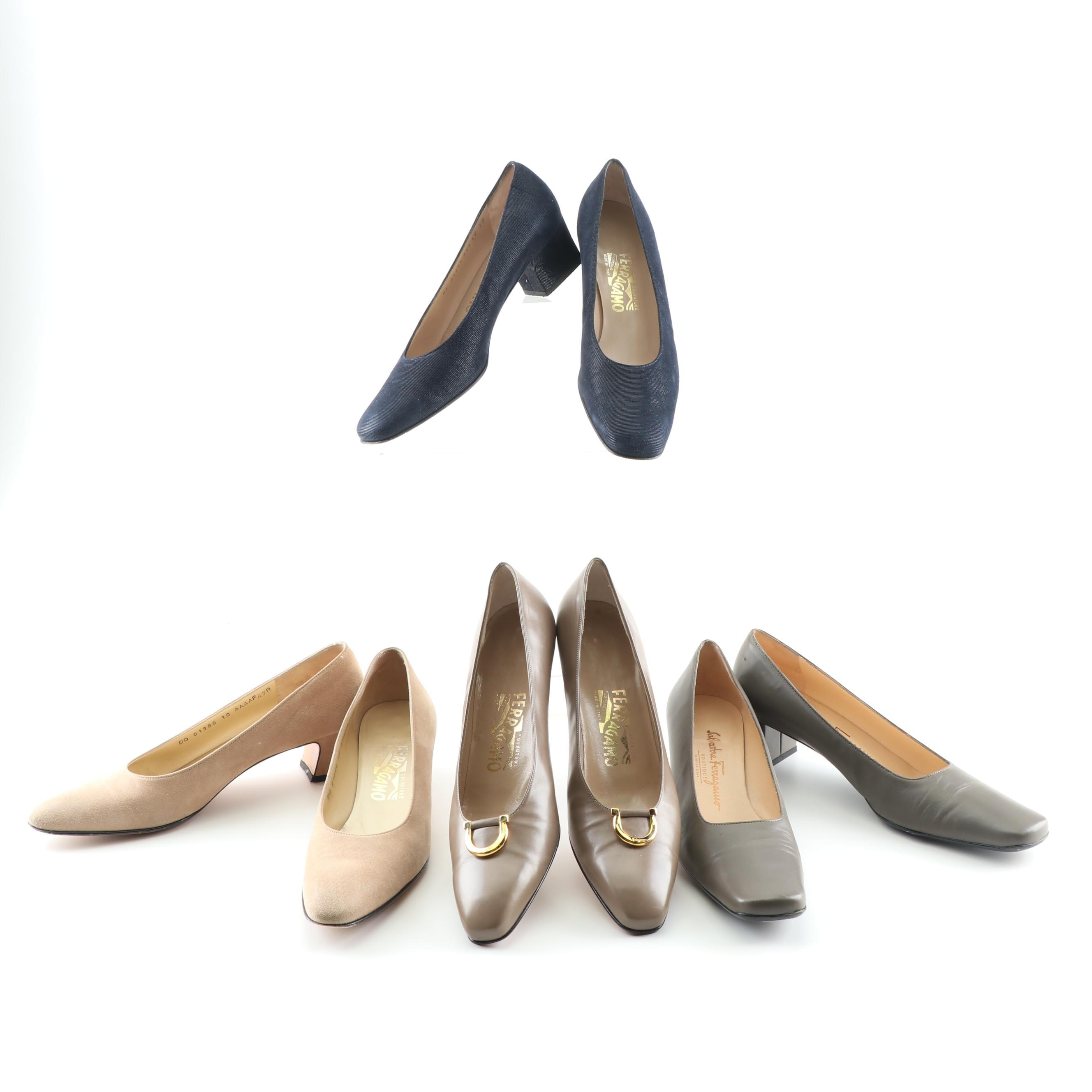 Women's Salvatore Ferragamo Pumps