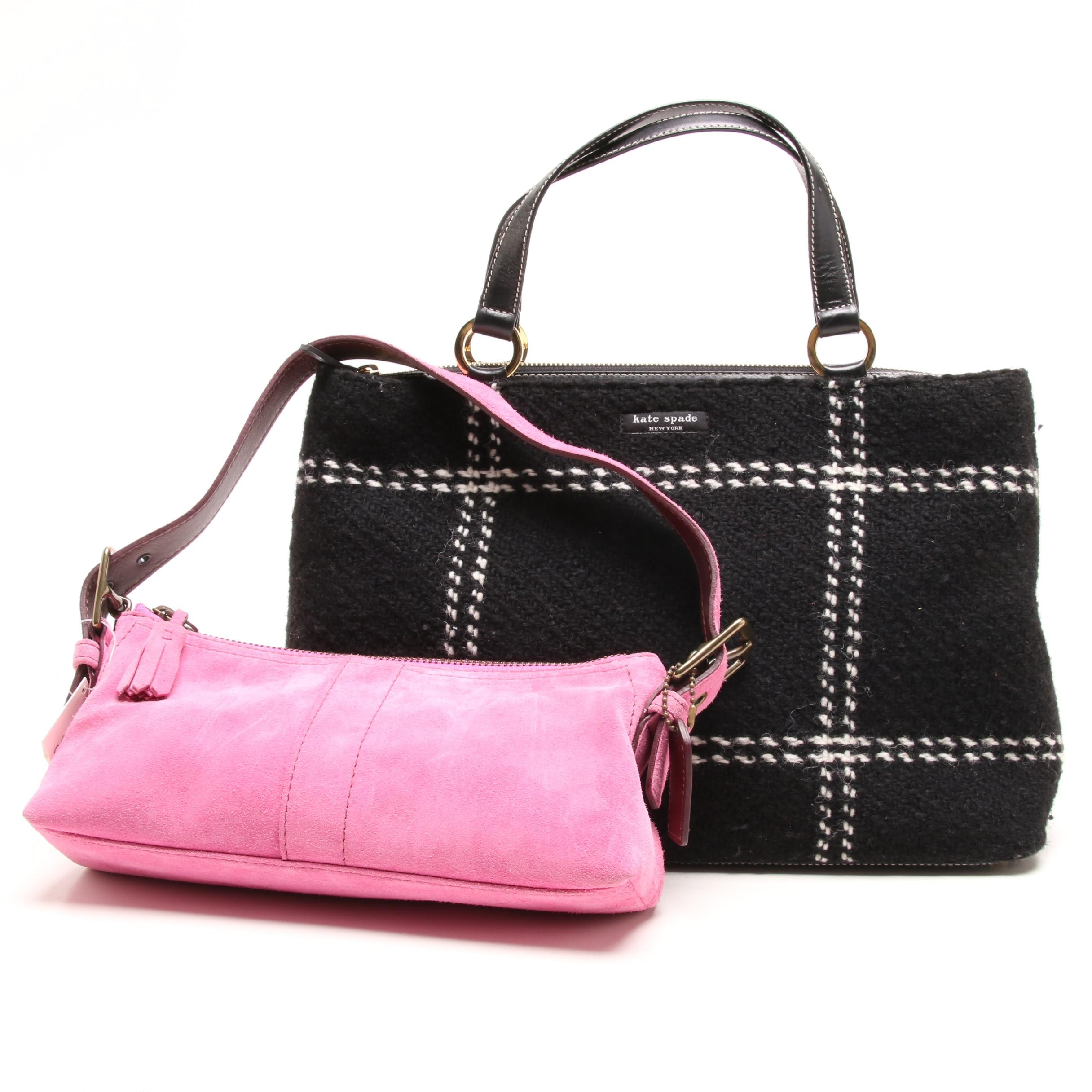 Coach and Kate Spade New York Shoulder Bags