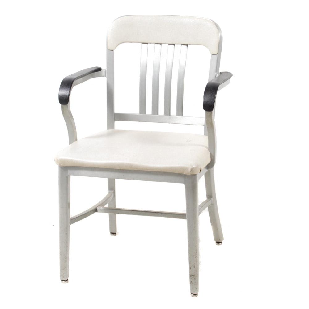 Modern Good Form Aluminum Office Chair