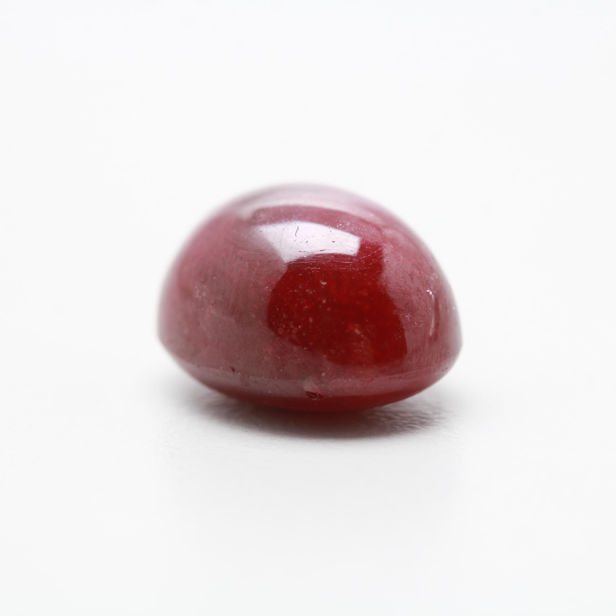 Loose 12.65 CT Star Ruby