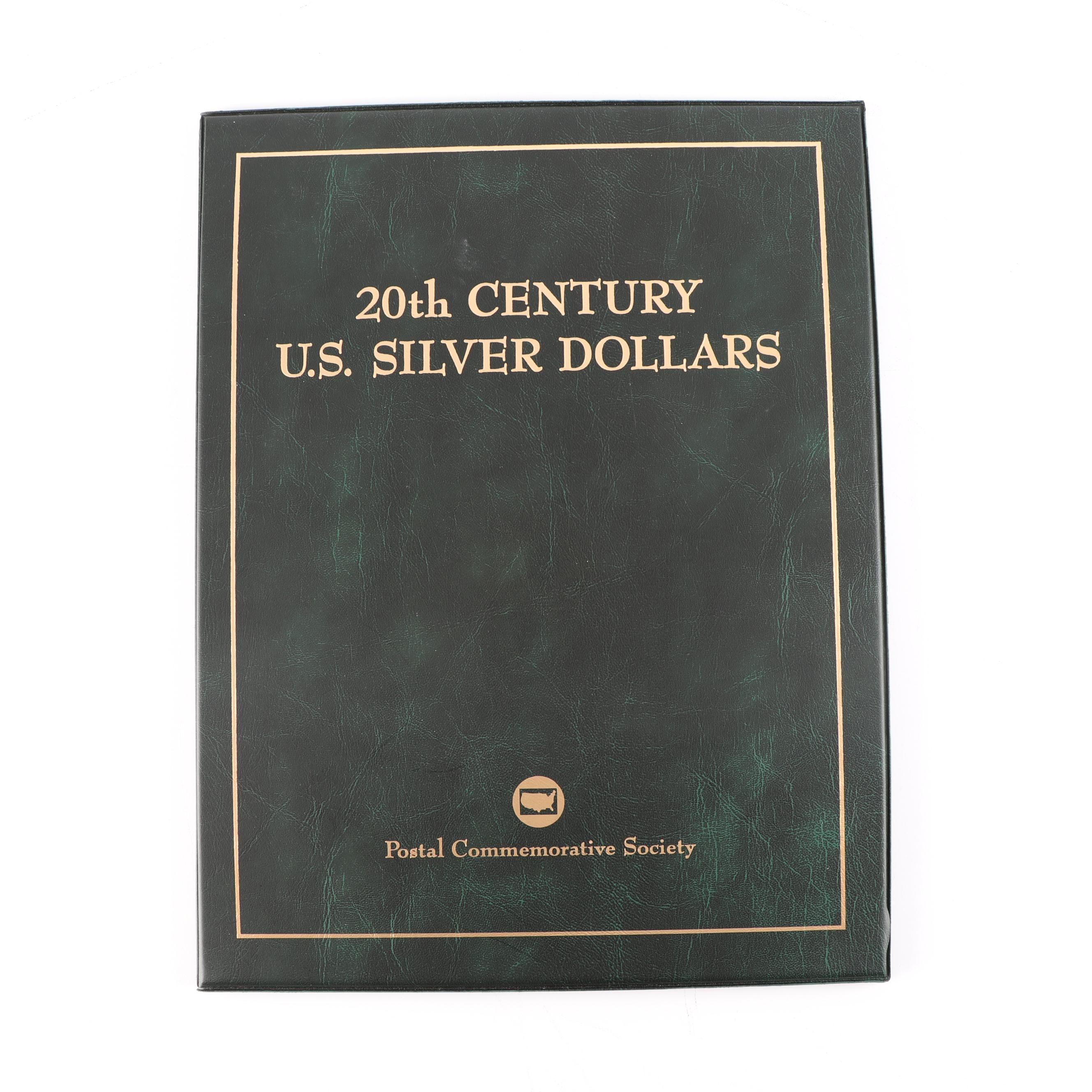 PCS Twentieth Century U.S. Silver Dollars