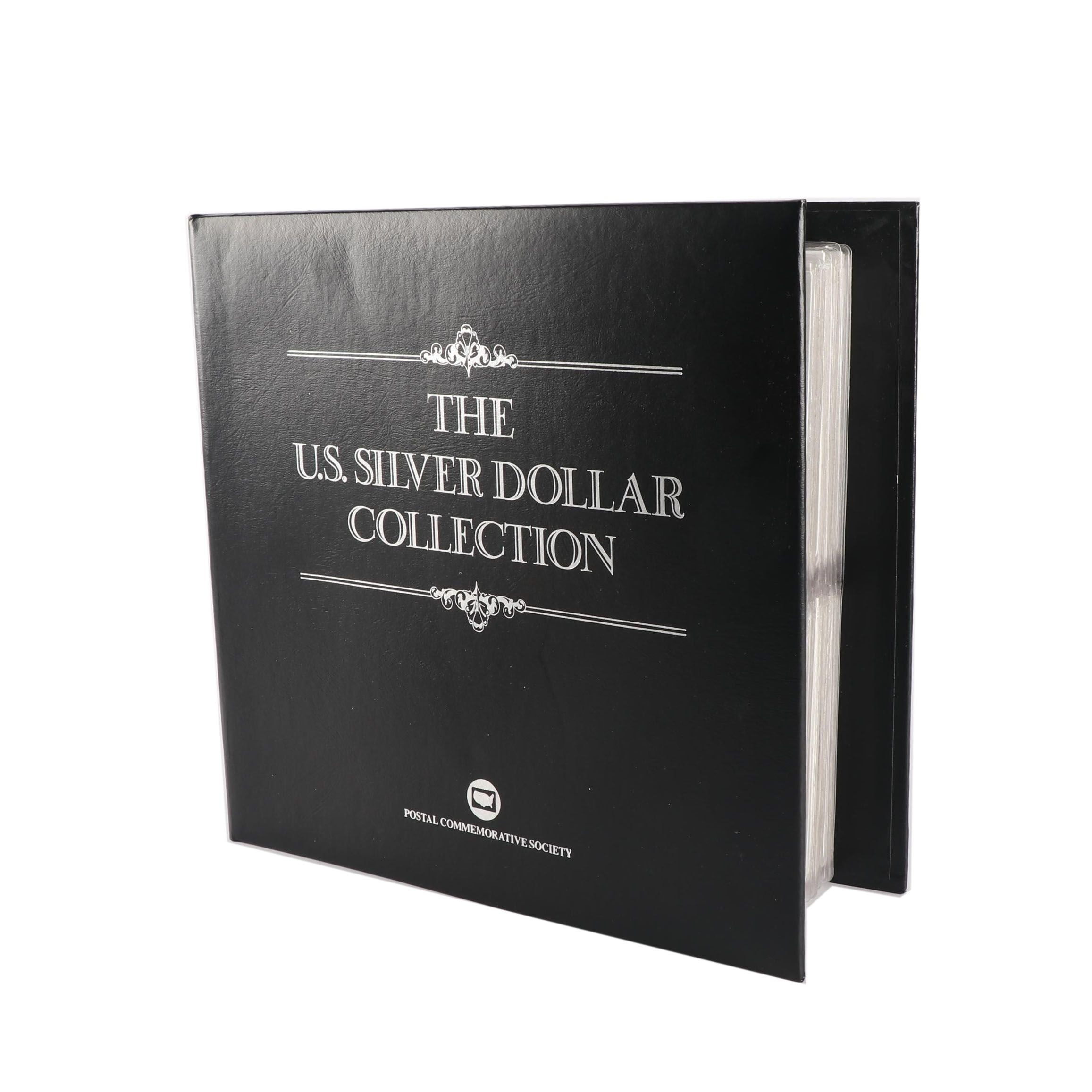 PCS The U.S. Silver Dollar Collection Album
