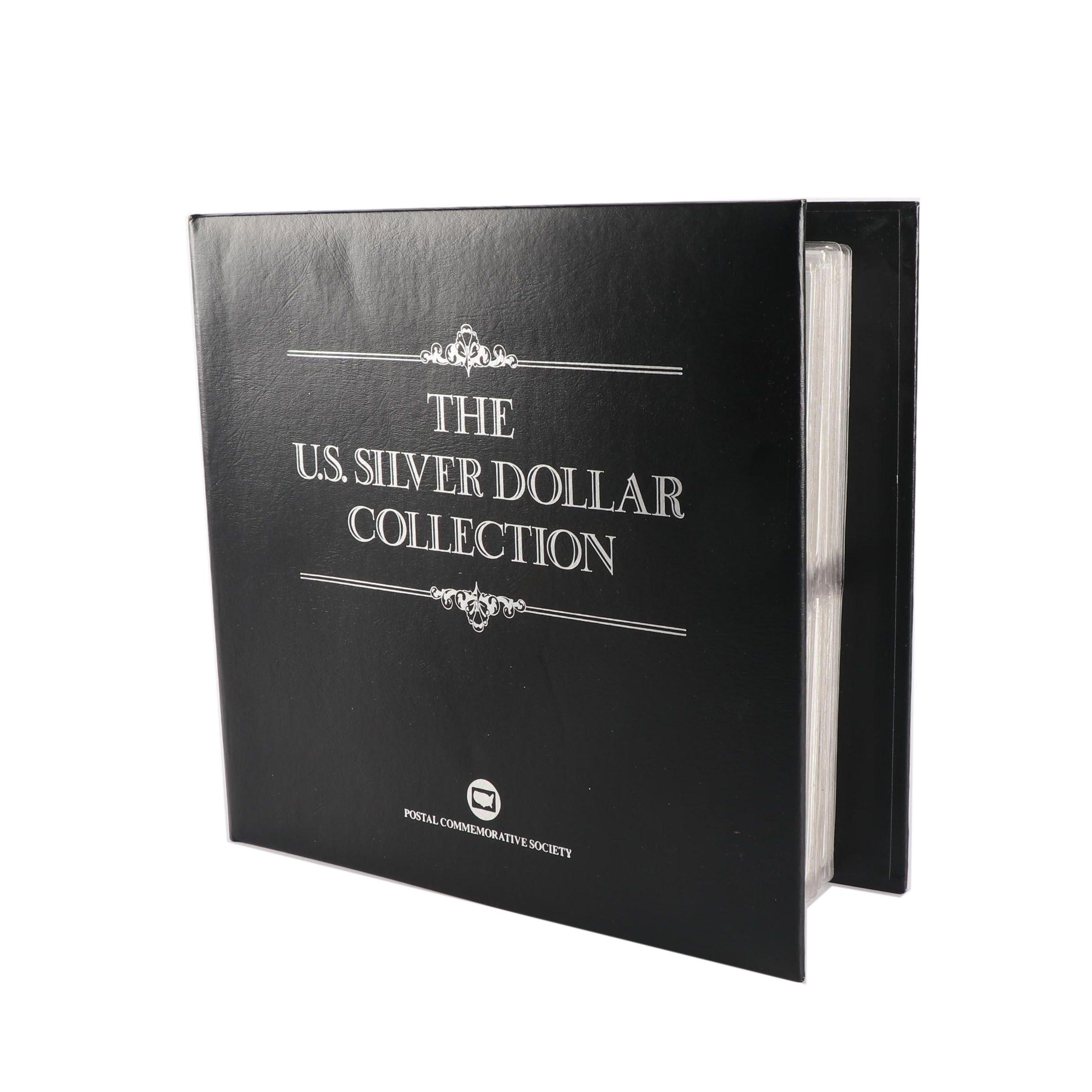 PCS The U.S. Silver Dollar Collection Album