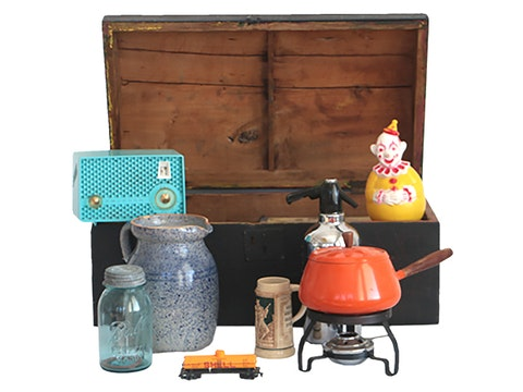 Attic Lots - Uncover Mixed Goods & Hidden Treasures from the Home
